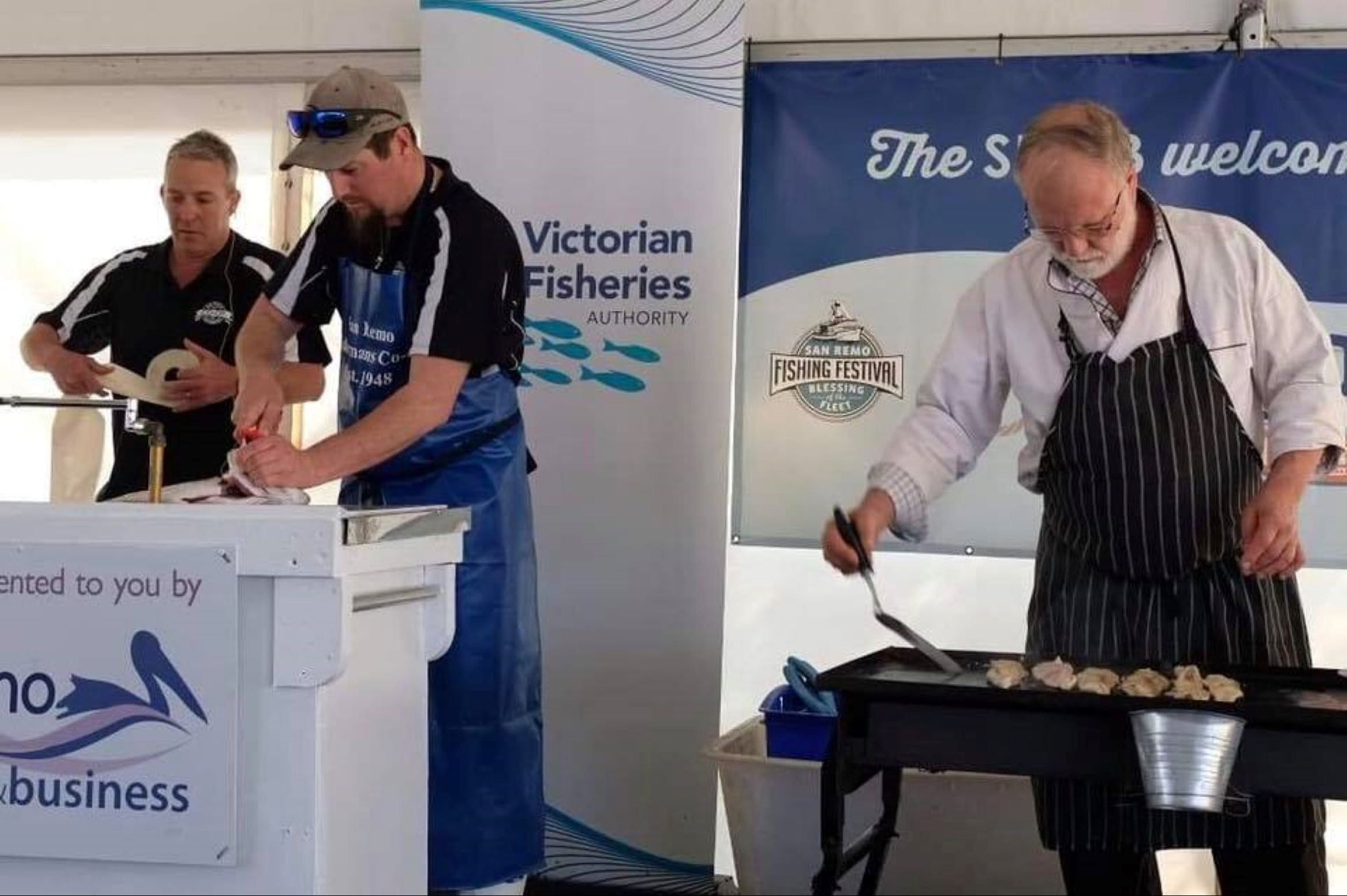 San Remo Fishing Festival - Redcliffe Tourism