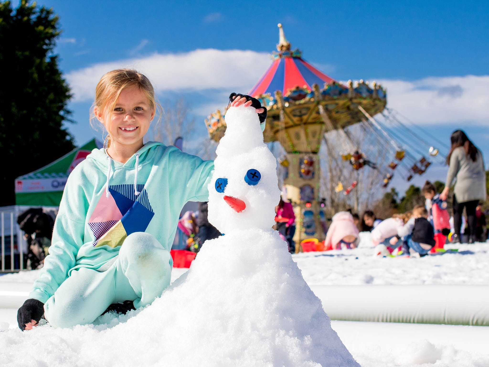 Snow Time in the Garden - Hunter Valley Gardens - Cancelled - Redcliffe Tourism
