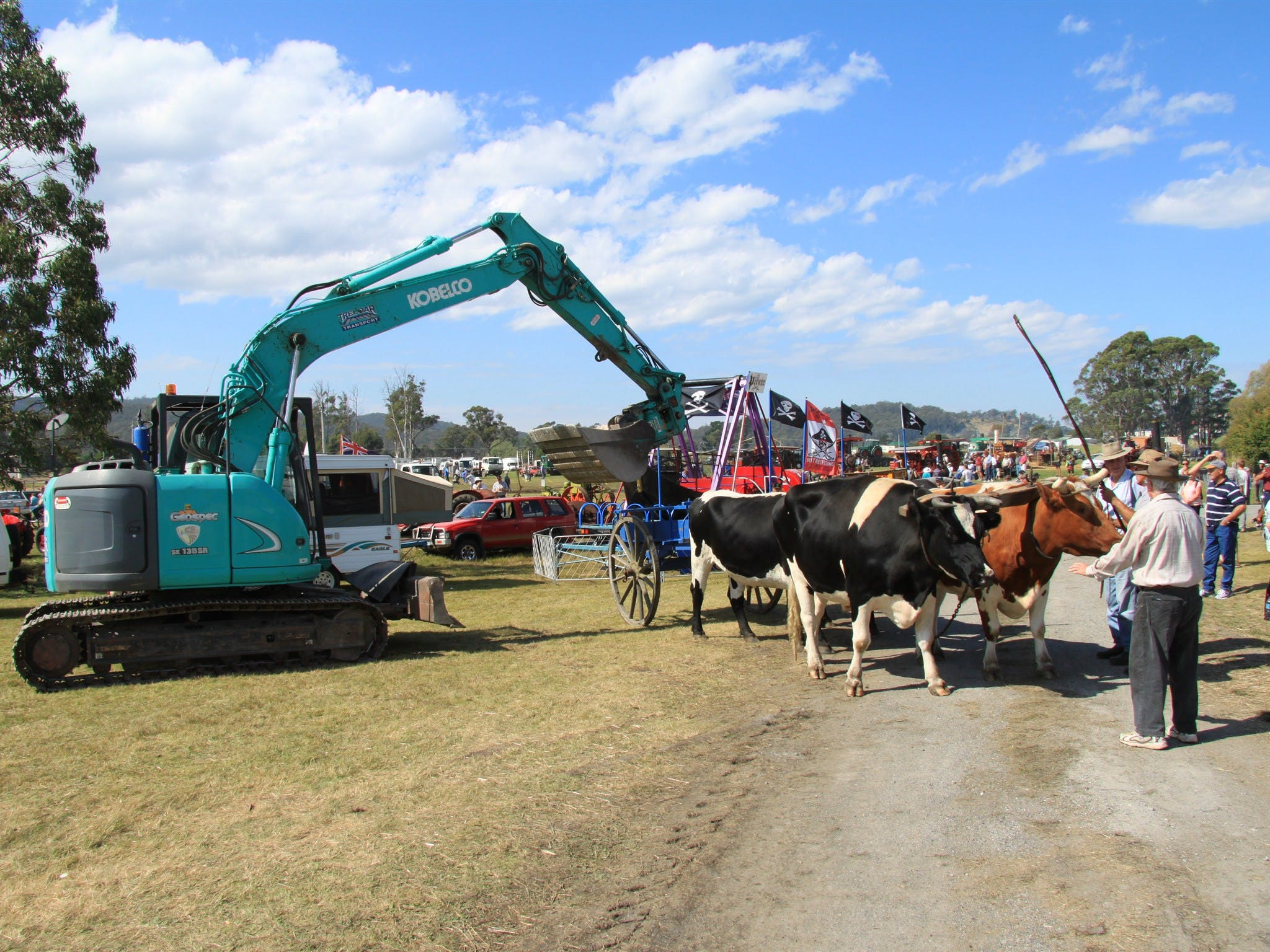 SteamFest 2021 - Redcliffe Tourism