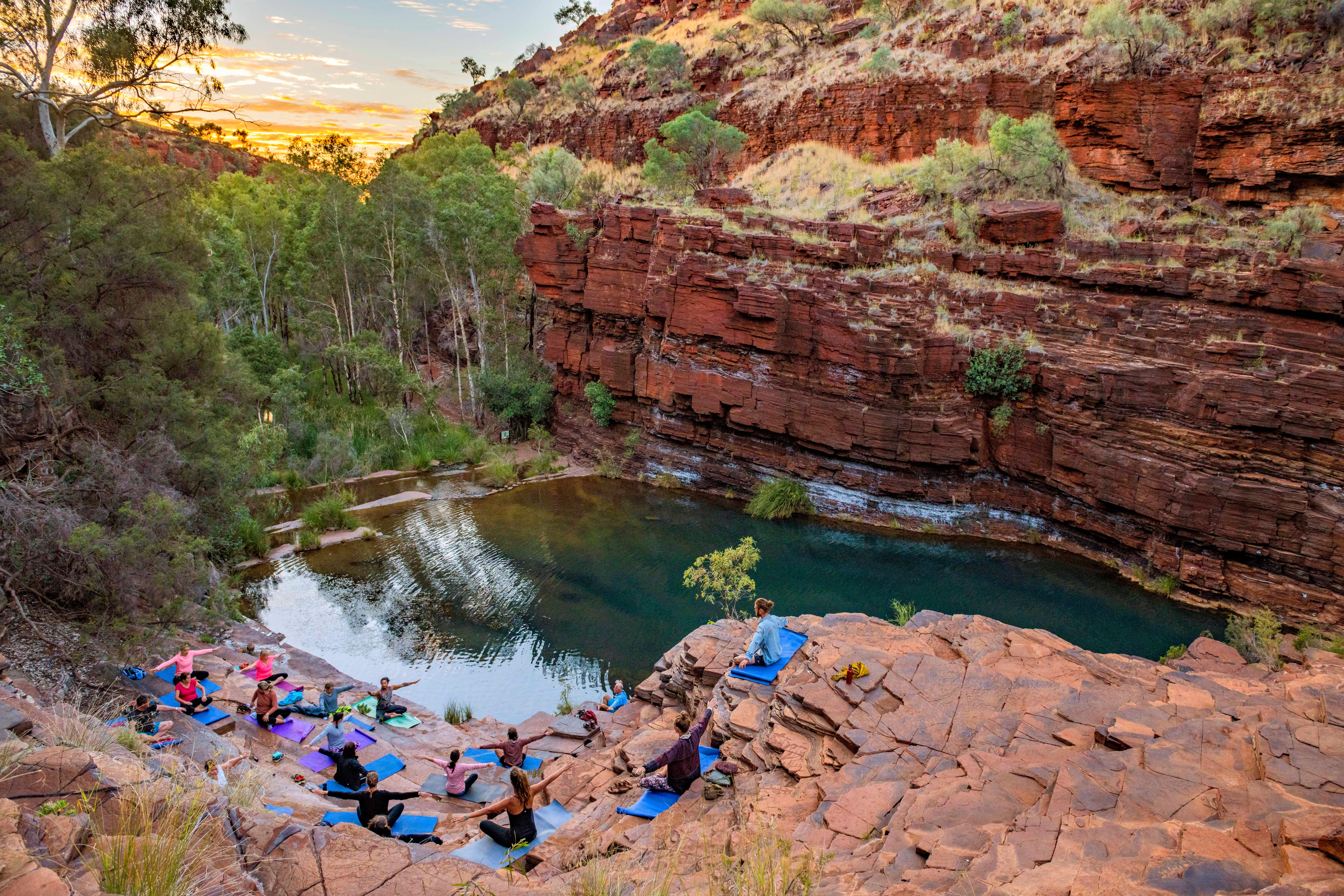 The Karijini Experience - Redcliffe Tourism