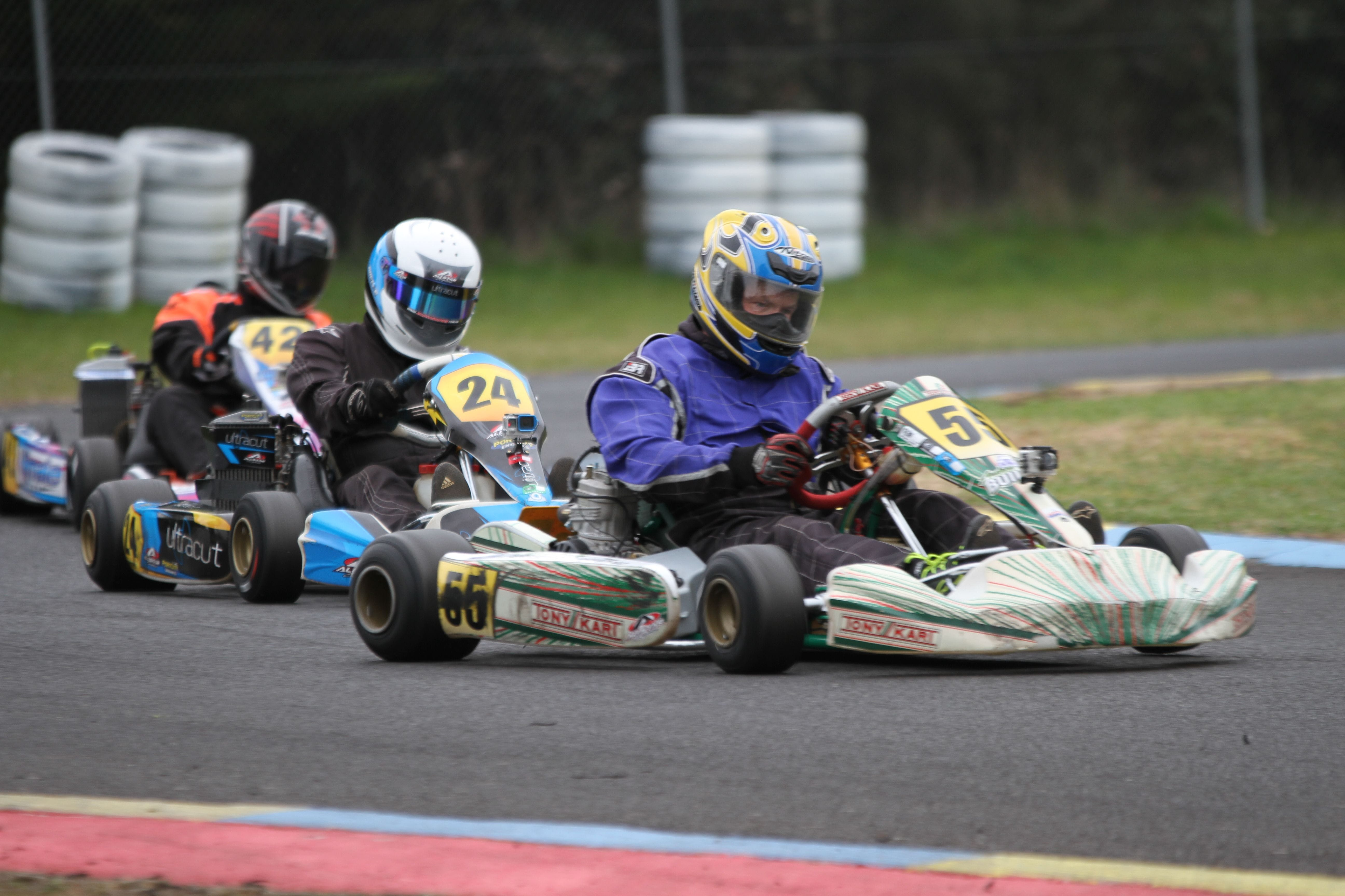 Victorian Country Series Handbury Karting Titles - Redcliffe Tourism