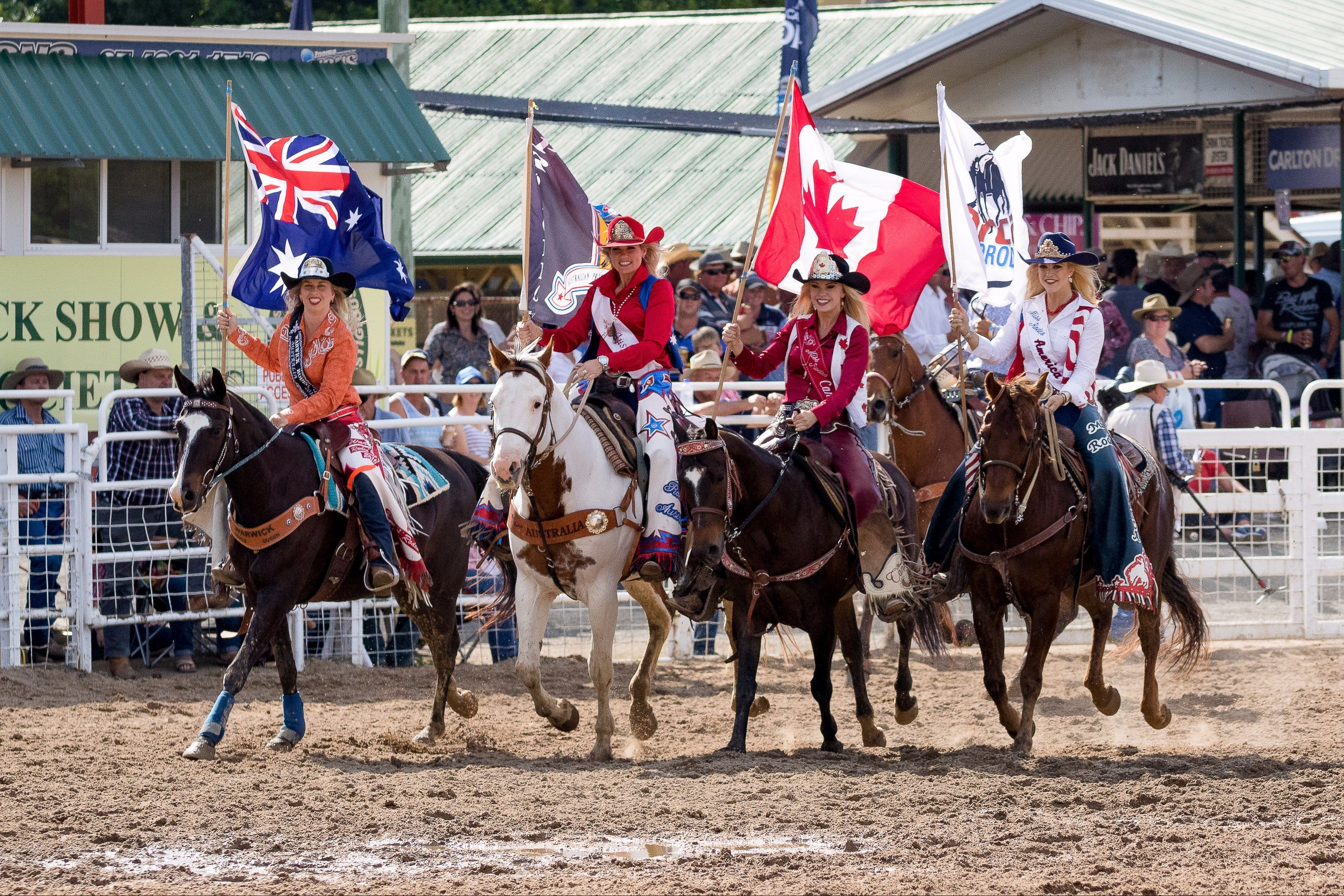 Warwick Rodeo National APRA National Finals and Warwick Gold Cup Campdraft - Redcliffe Tourism