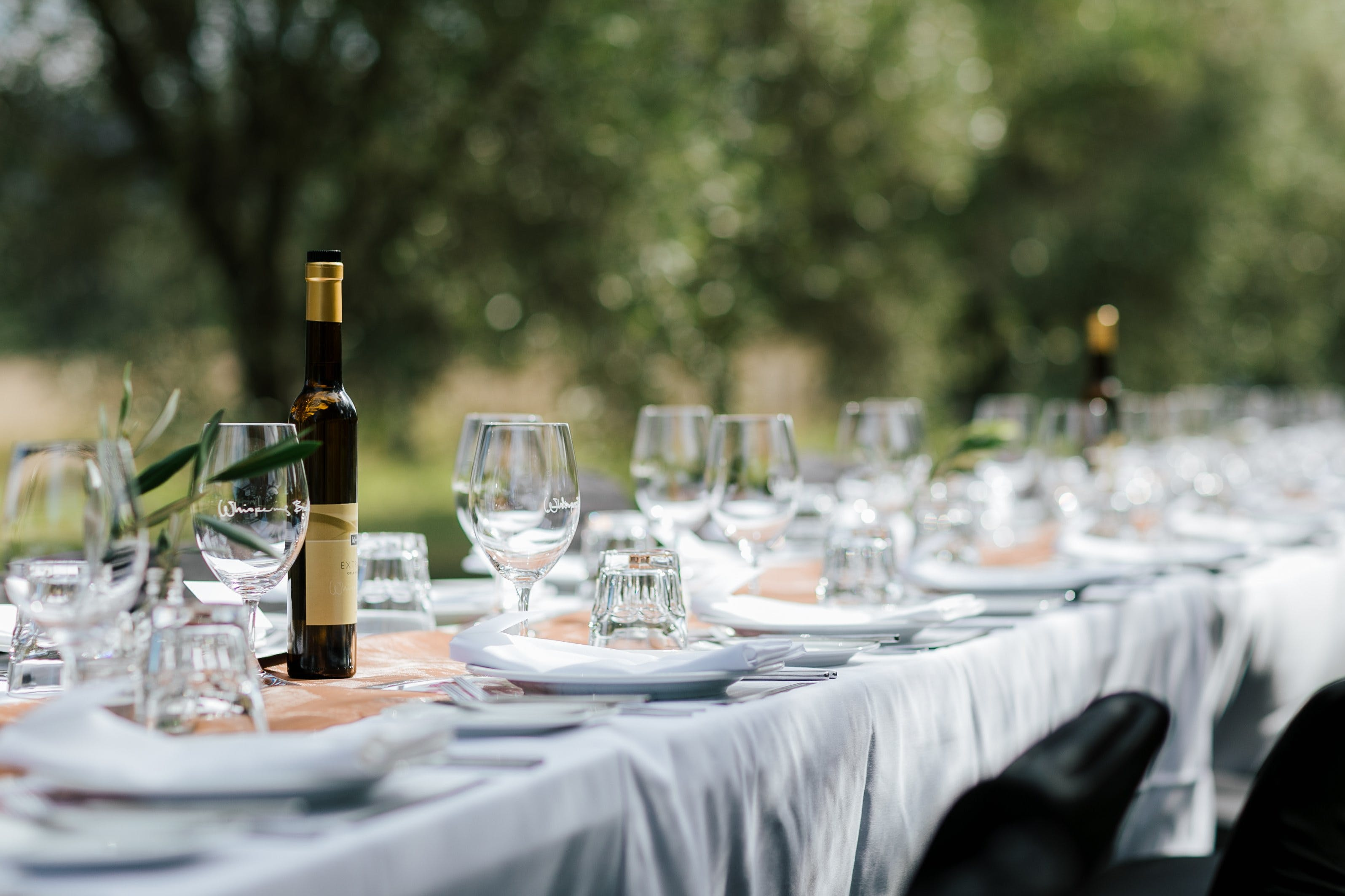 Whispering Brook Olive Long Table Luncheon - Redcliffe Tourism