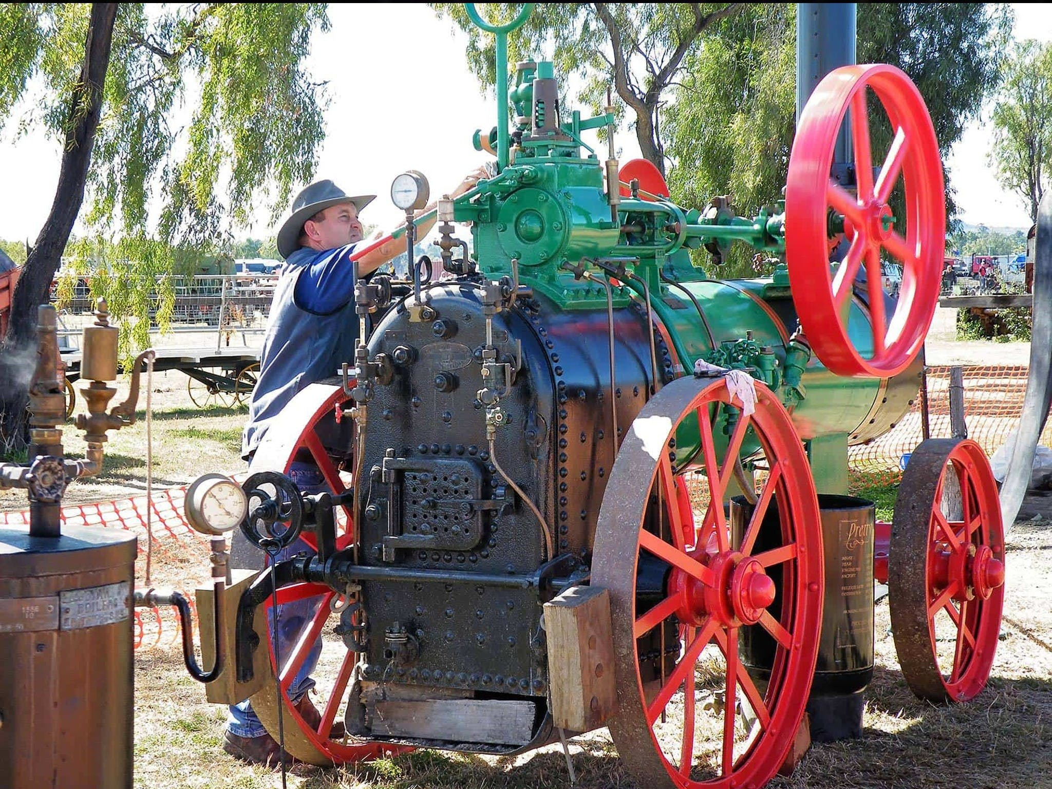 9th Biennial Queensland Heritage Rally - Redcliffe Tourism