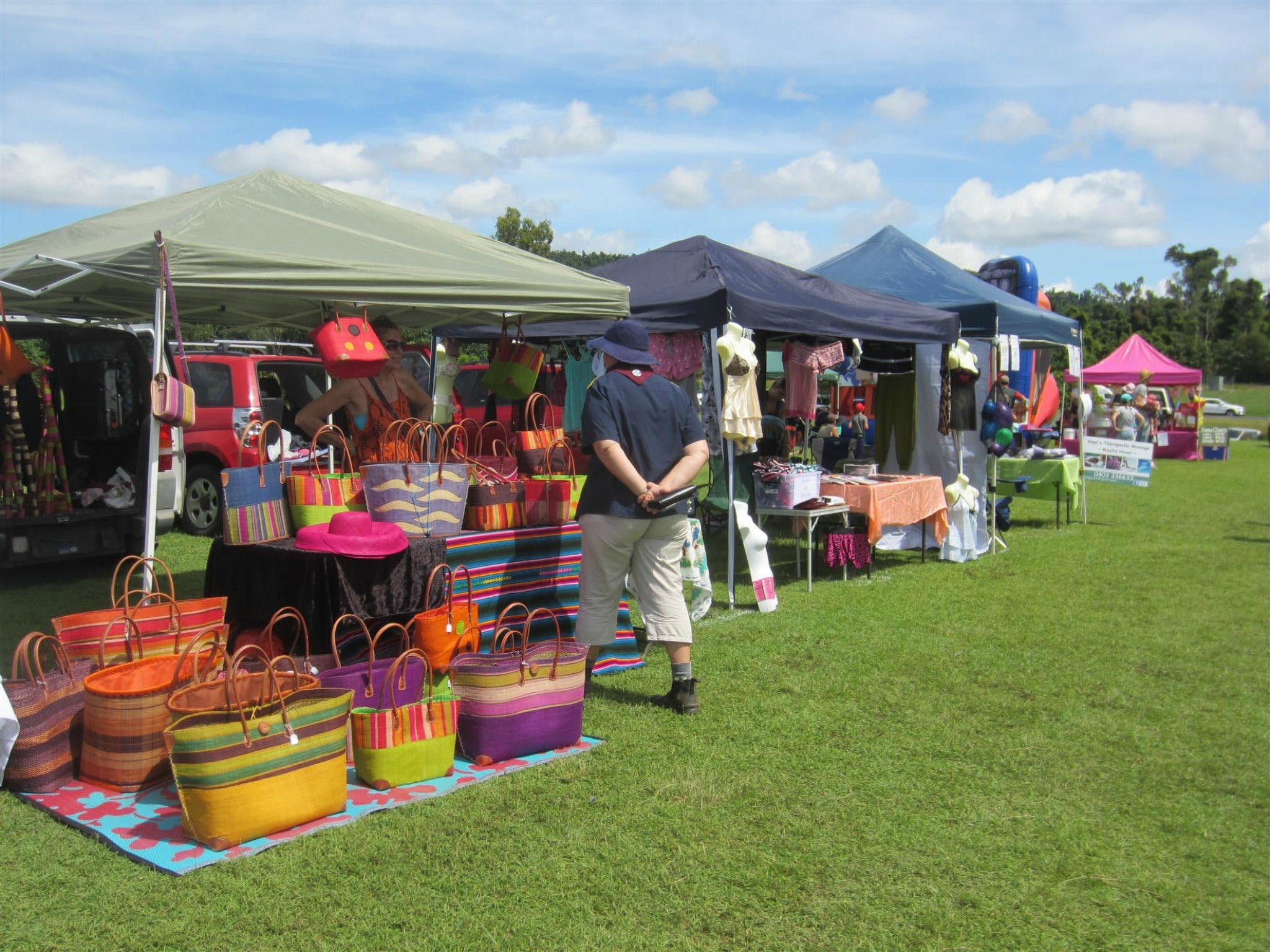 Anglican Church Market Day - Redcliffe Tourism