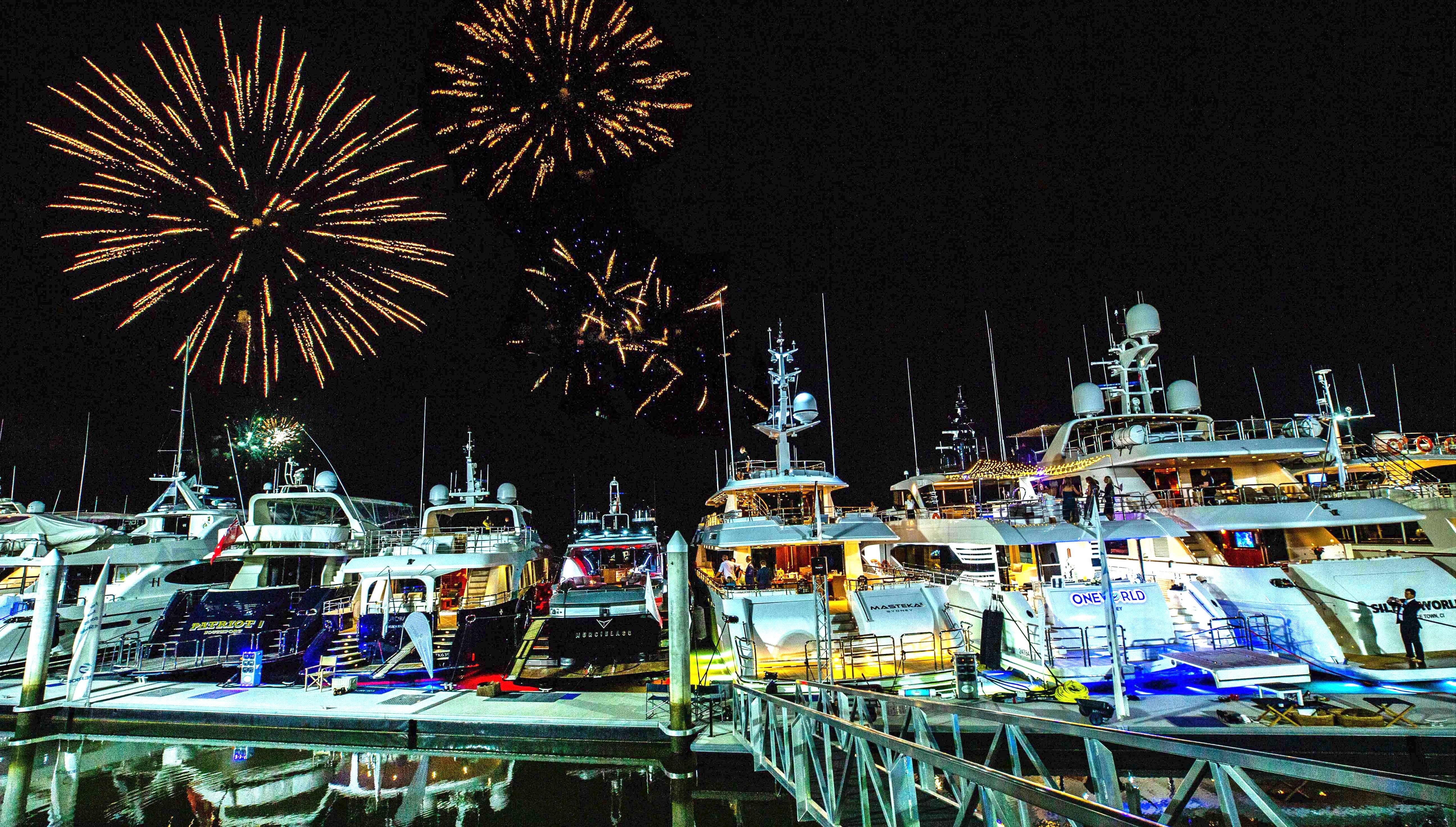 Australian Superyacht Rendezvous 2020 - Great Barrier Reef Edition - Redcliffe Tourism