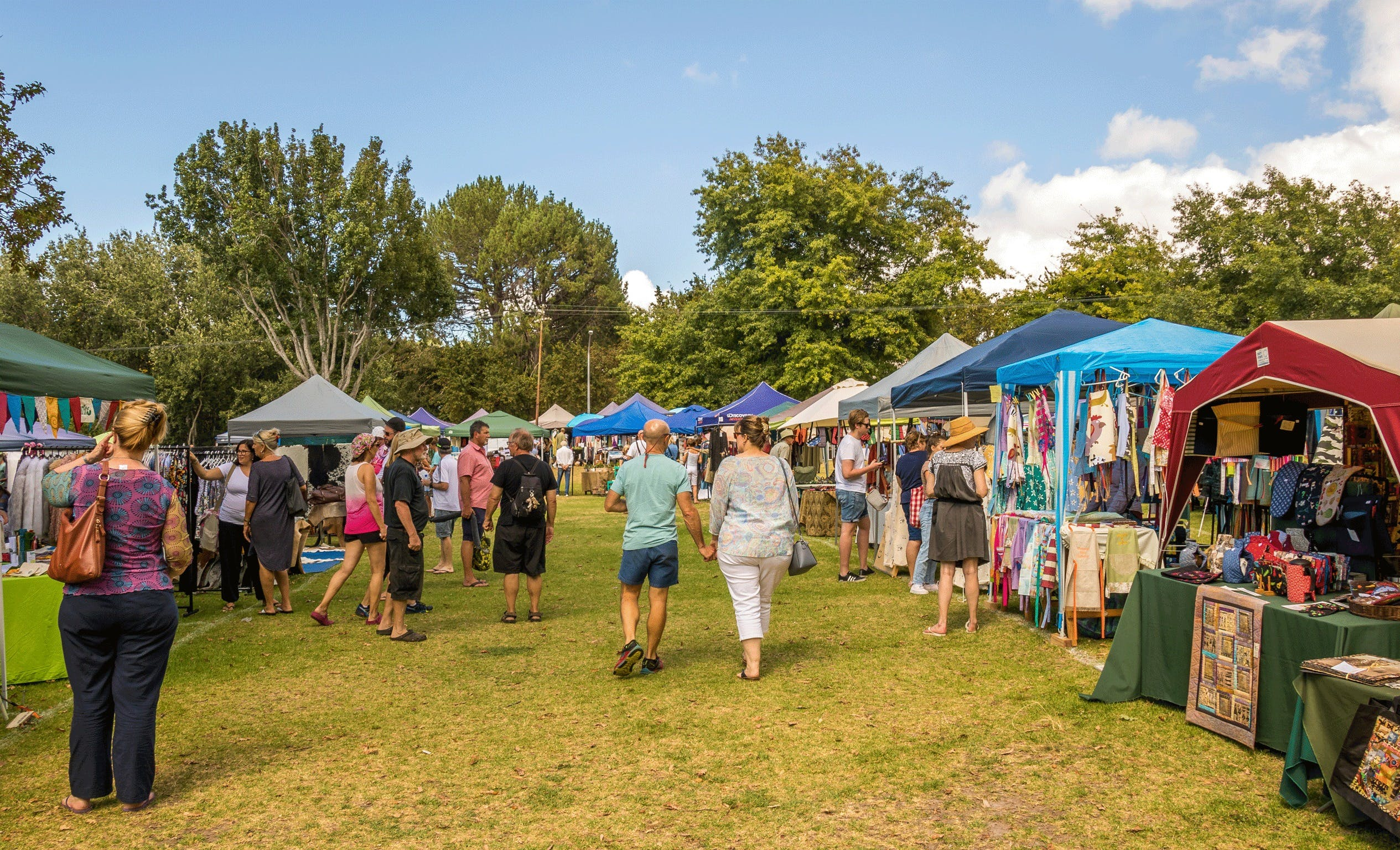 Biloela Markets in the Park - Redcliffe Tourism