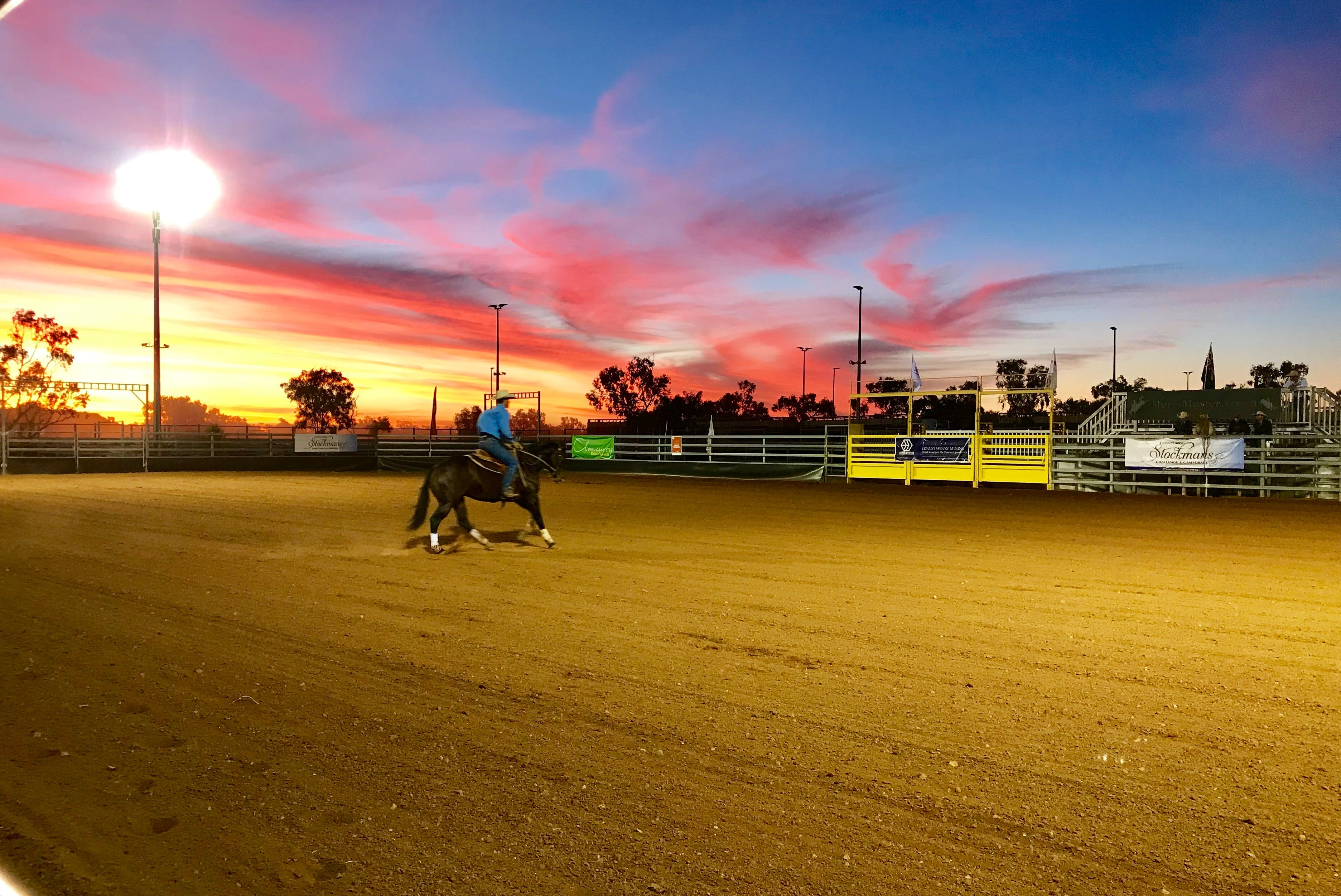 Cloncurry Stockmans Challenge and Campdraft - Redcliffe Tourism