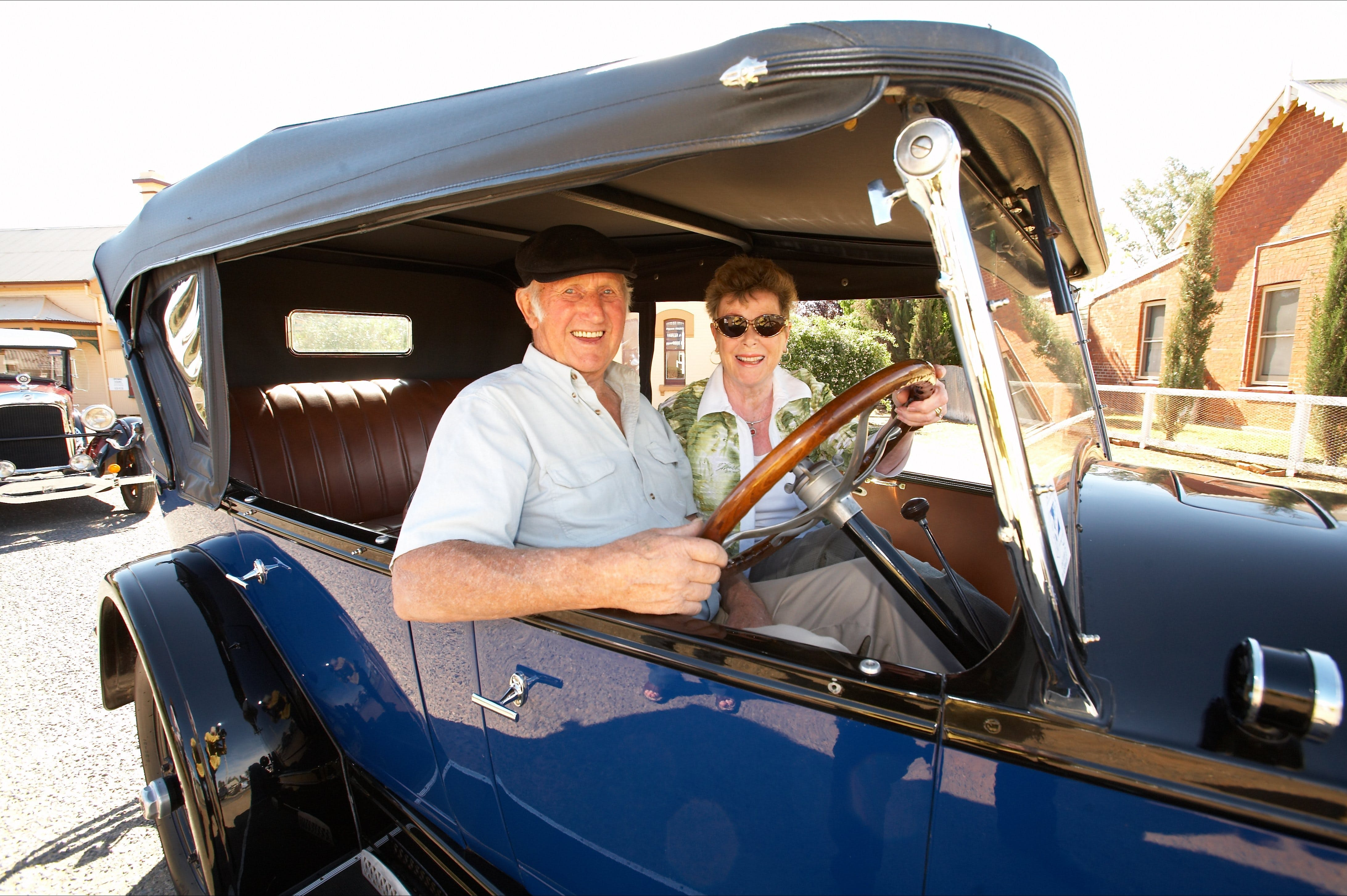 Corowa Historic Vehicle and Machinery Club Spring Fun Weekend - Redcliffe Tourism