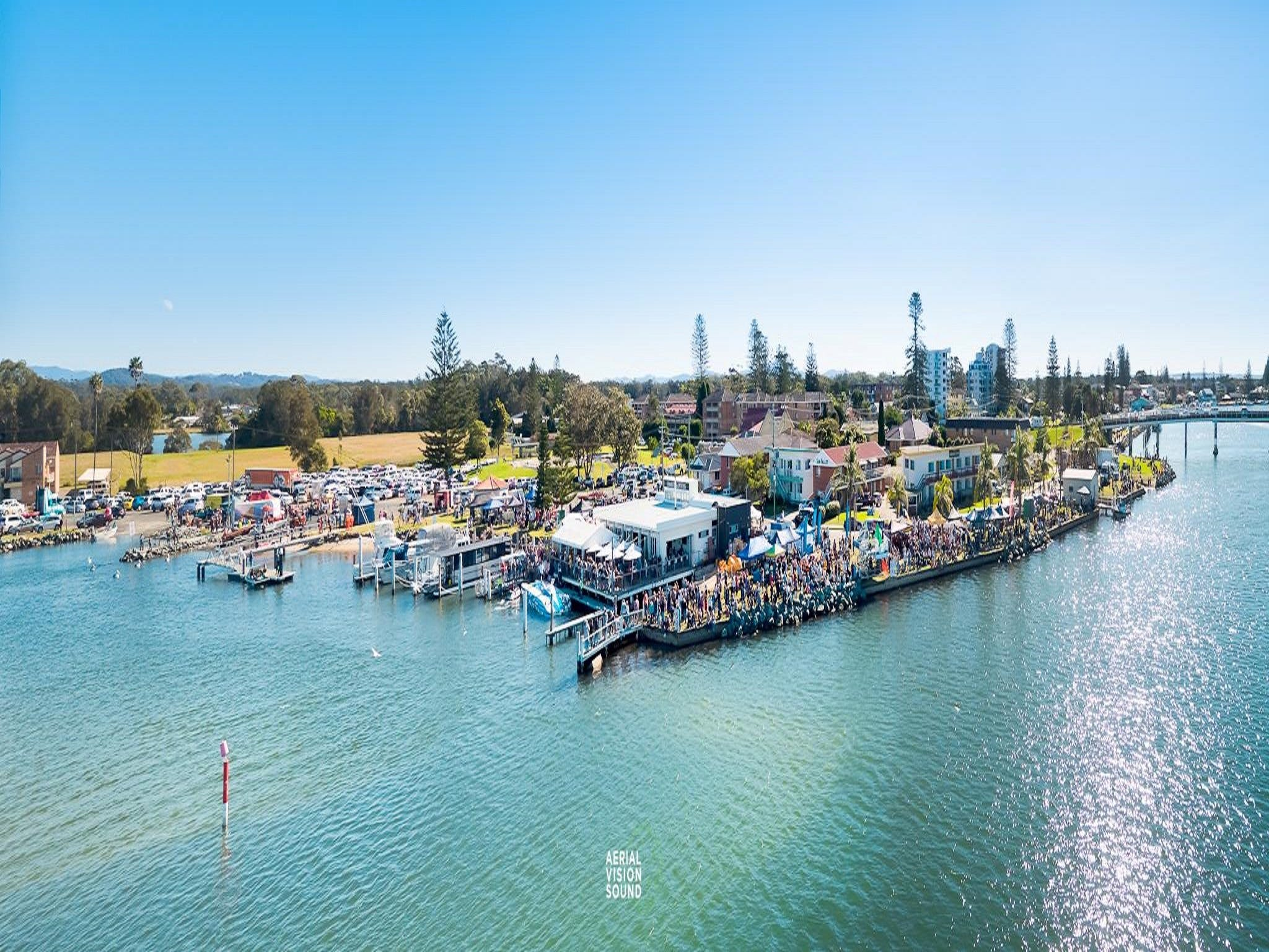 Fred Williams Aquatic Festival - Redcliffe Tourism