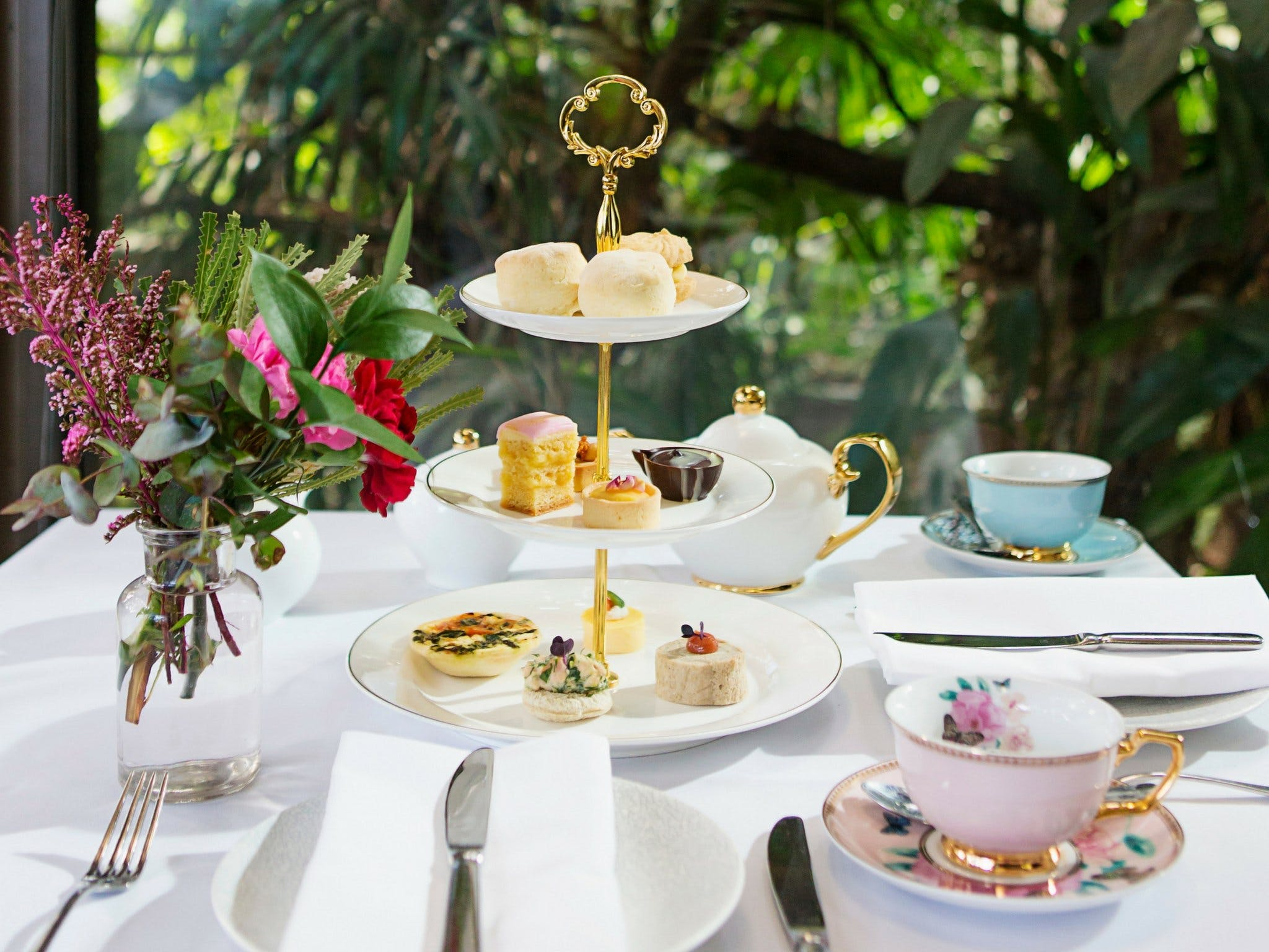 High Tea at Melbourne Zoo - Redcliffe Tourism