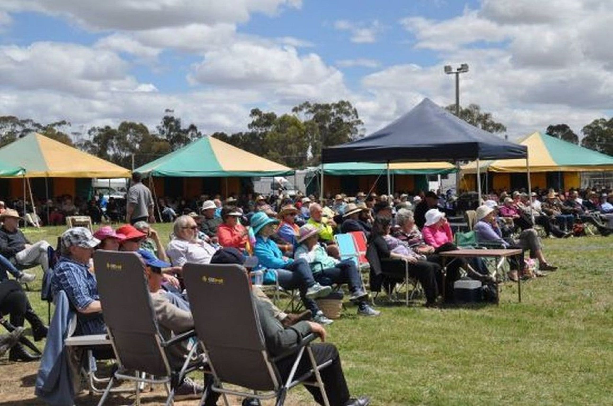 Kyabram RV Country Music Corral - Redcliffe Tourism
