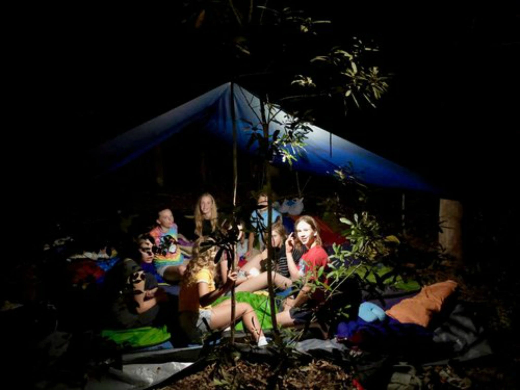 Summer  Family Nature Camp - Redcliffe Tourism