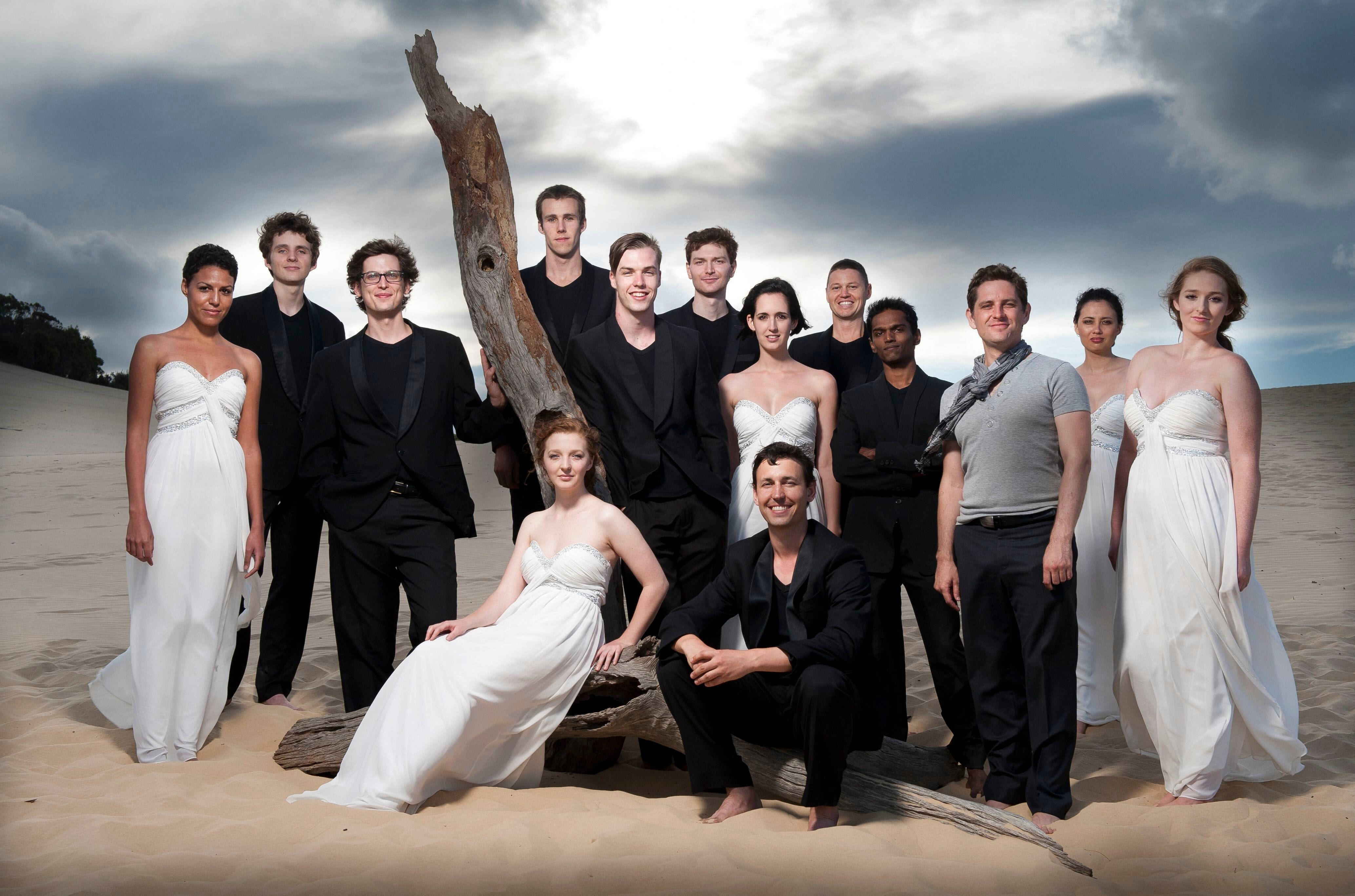 The Australian Voices in Concert - Redcliffe Tourism