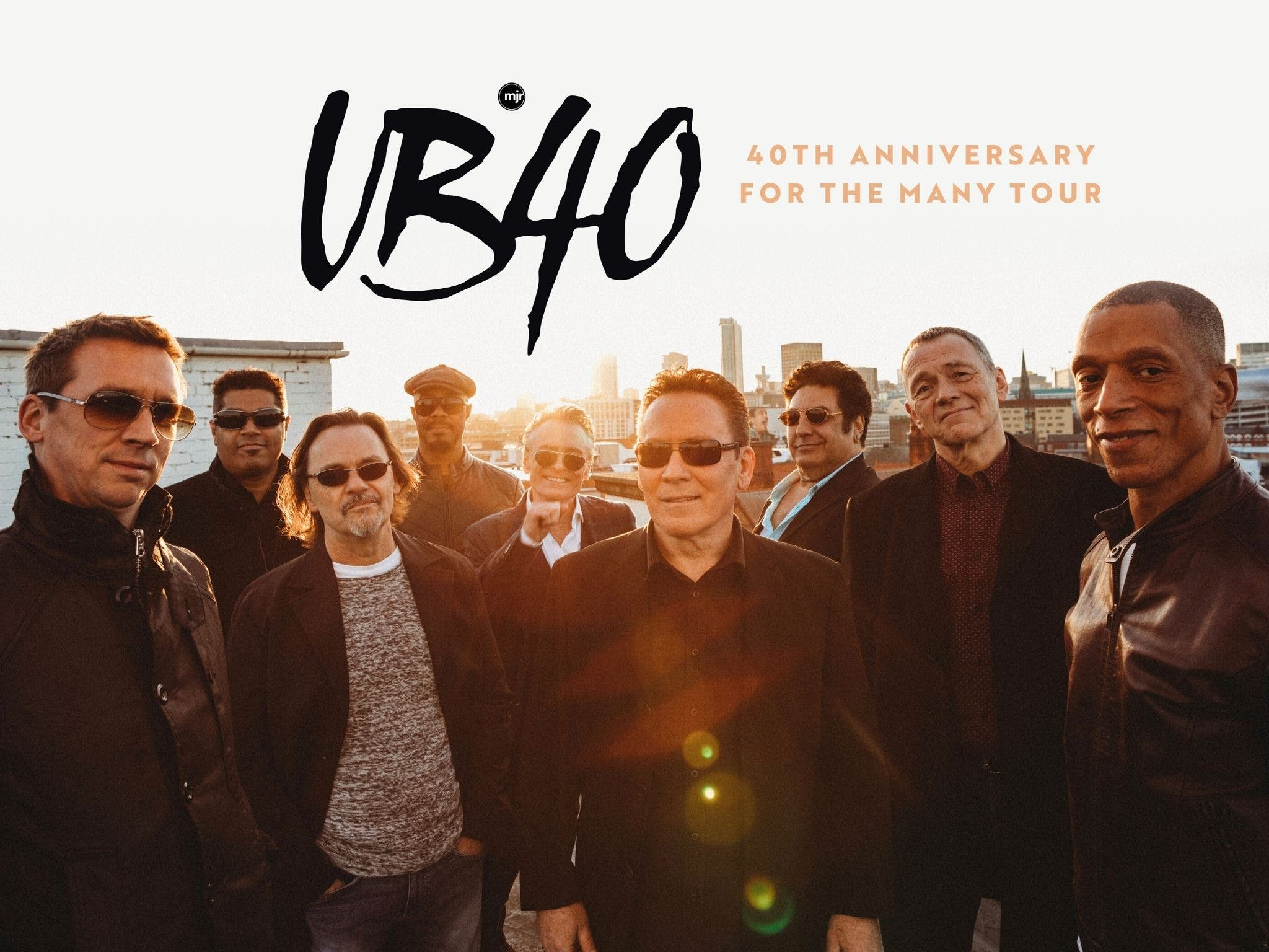 UB40 40th Anniversary Tour - Redcliffe Tourism
