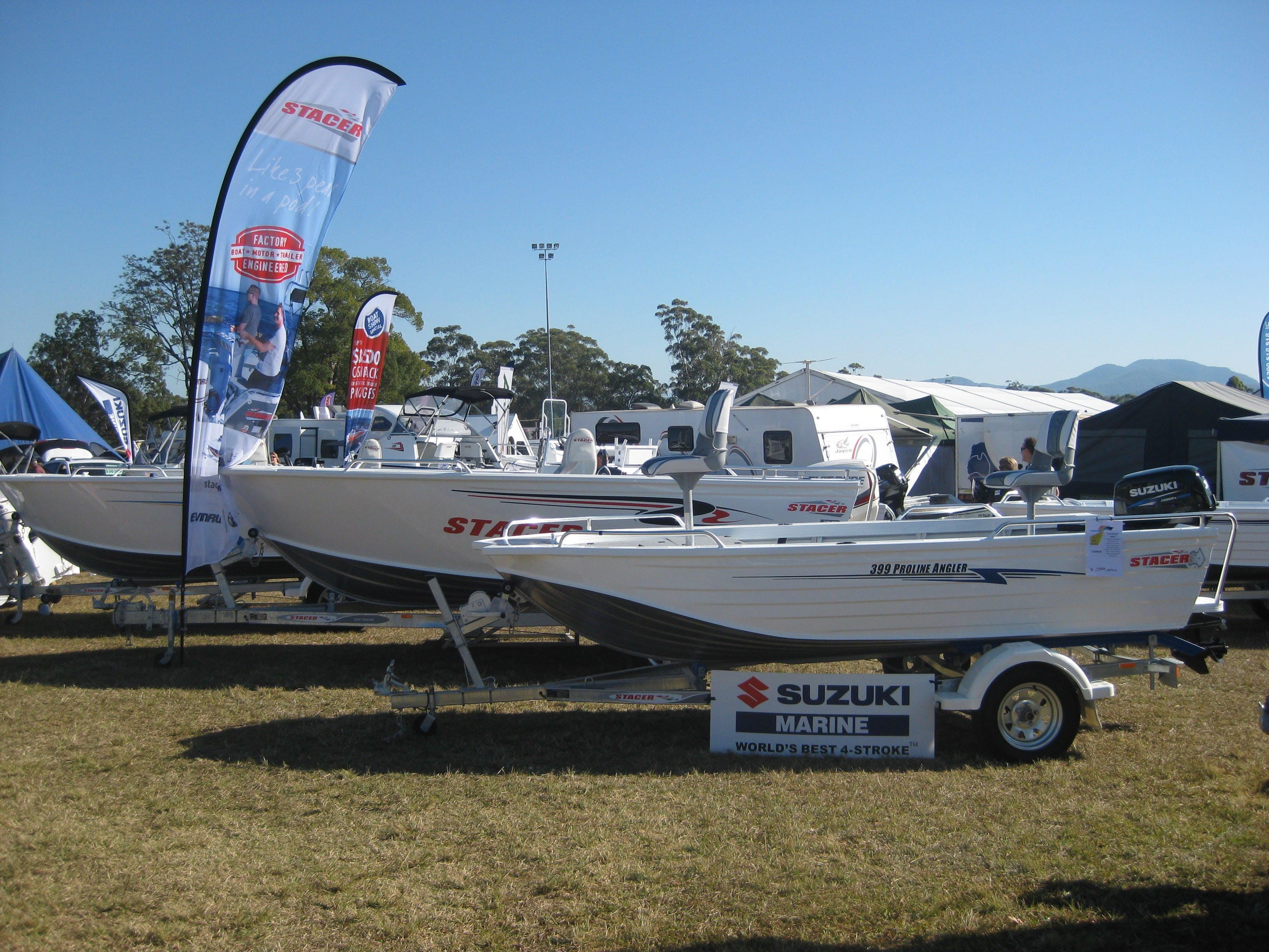 Mid North Coast Caravan Camping 4WD Fish and Boat Show - Redcliffe Tourism