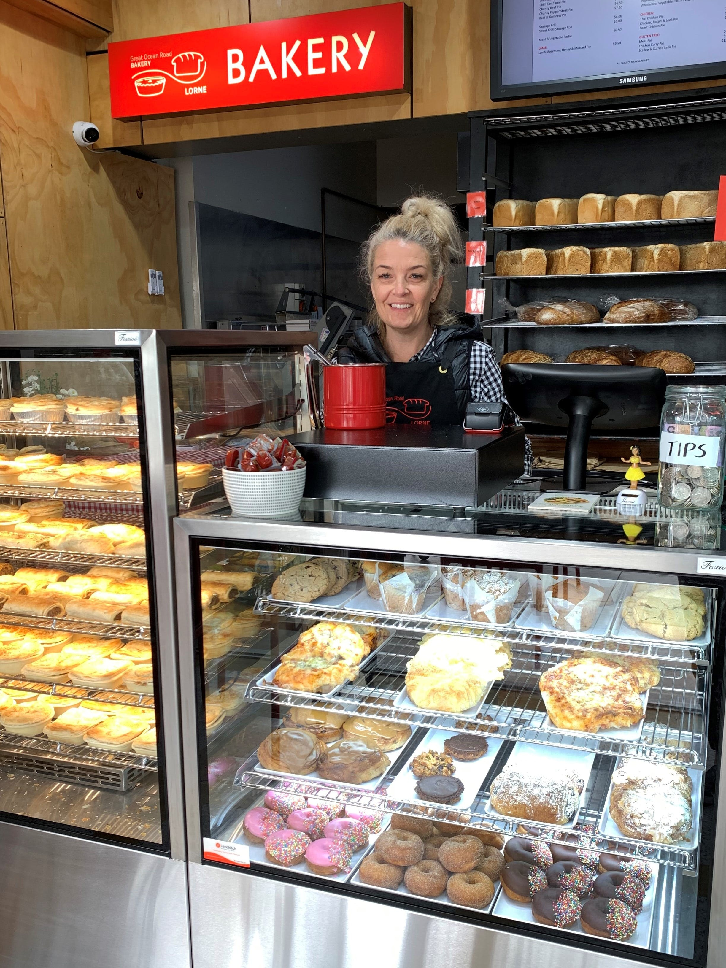 Great Ocean Road Bakery - Redcliffe Tourism
