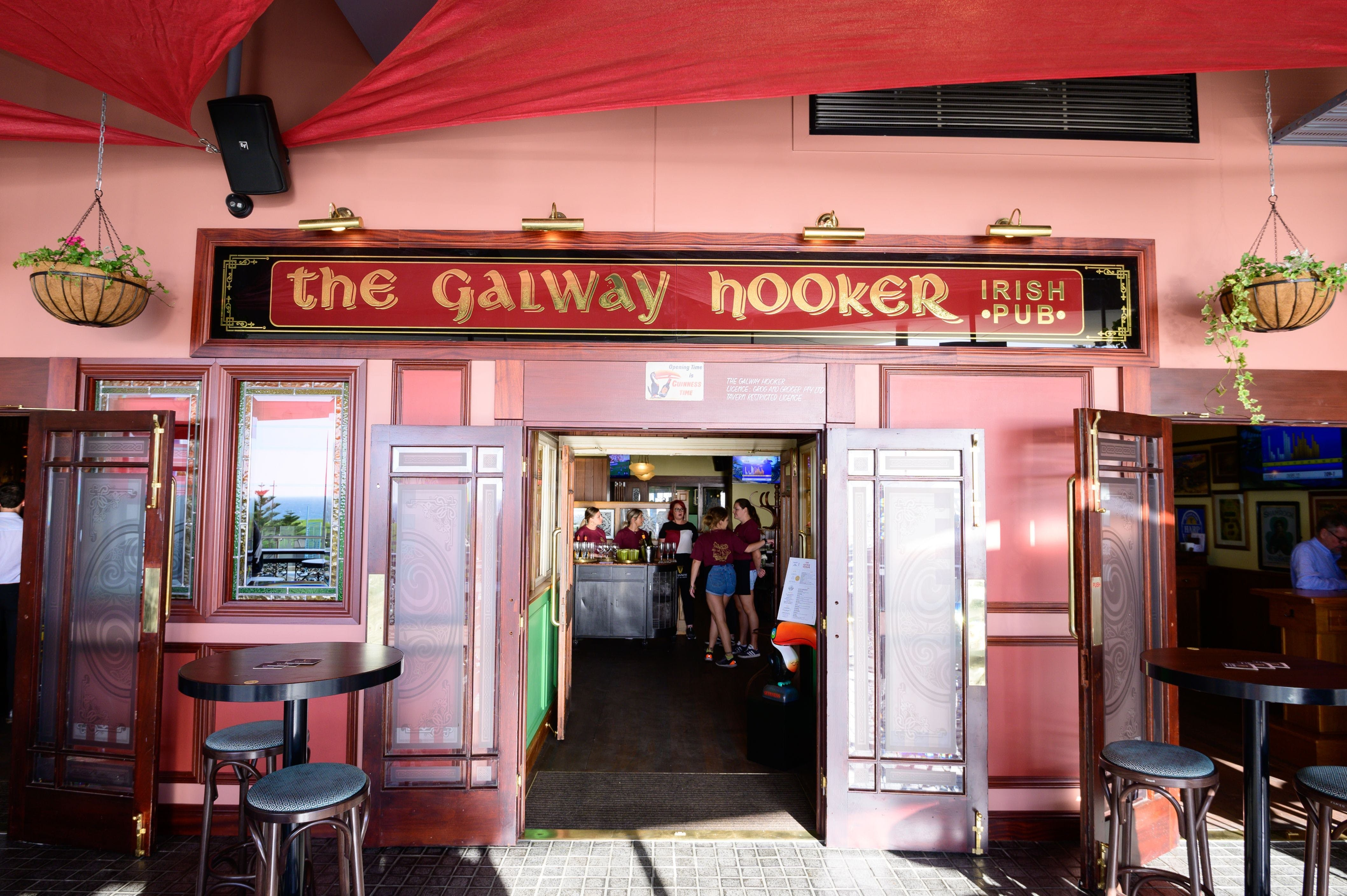 The Galway Hooker - Redcliffe Tourism