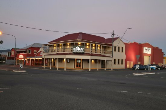 Great Western Hotel - Redcliffe Tourism
