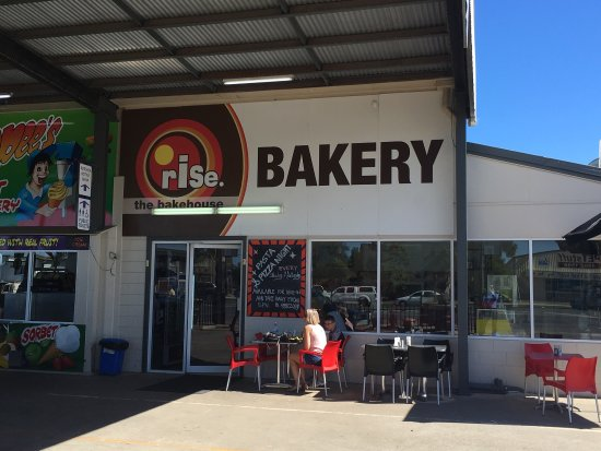Rise The Bakehouse Biloela - Redcliffe Tourism