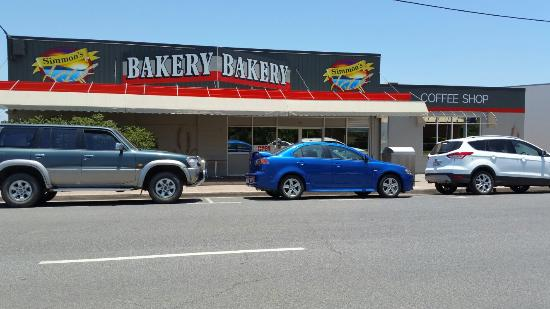 Simmons Bakery - Redcliffe Tourism