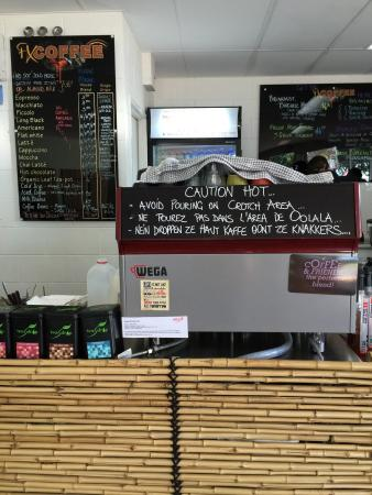 Fx Of Coffee - Redcliffe Tourism