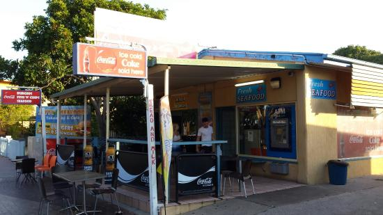Jetty Seafood and Hamburgers - Redcliffe Tourism