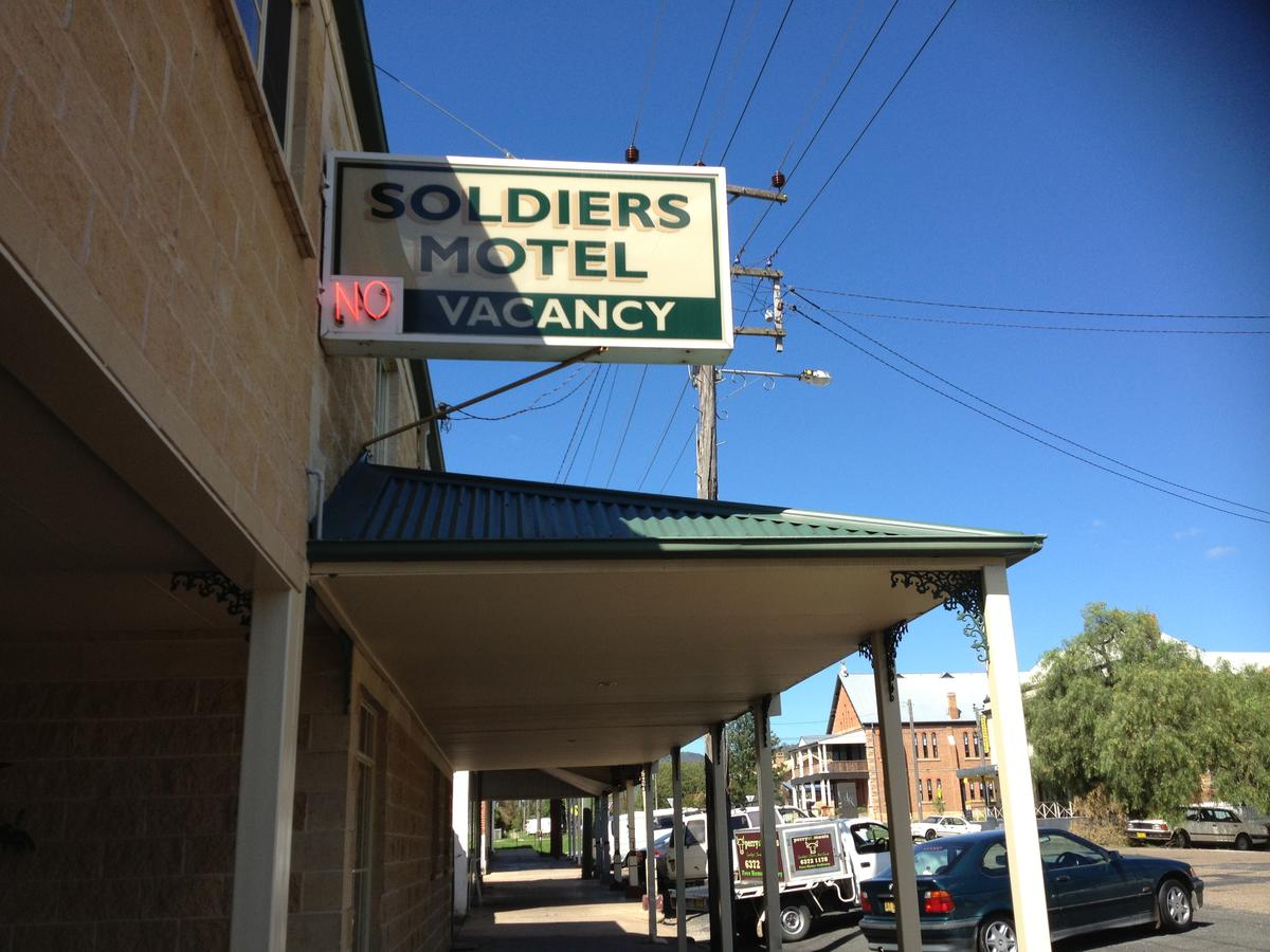 Soldiers Motel - Redcliffe Tourism