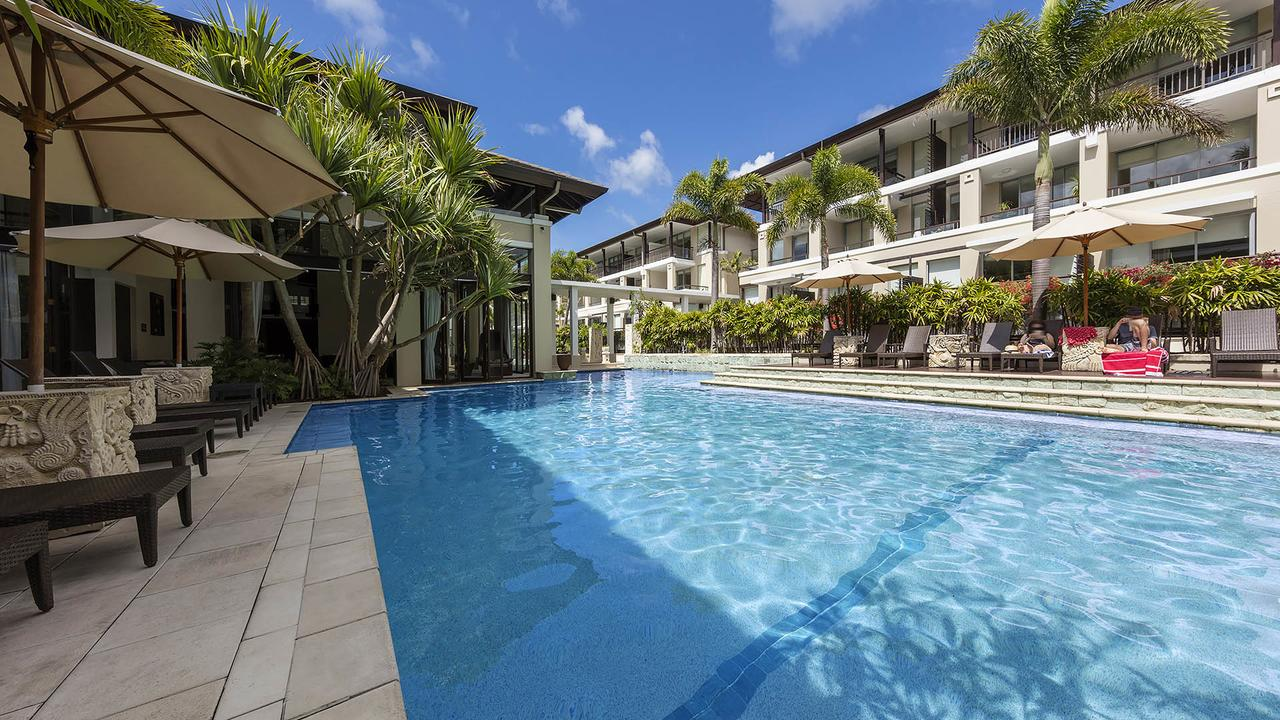 Oaks Santai Resort Casuarina - Redcliffe Tourism