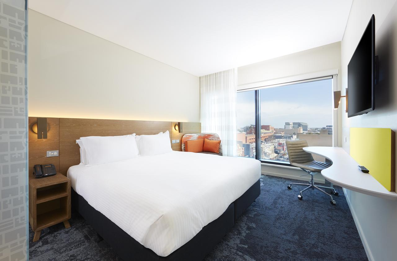 Holiday Inn Express Adelaide City Centre - Redcliffe Tourism
