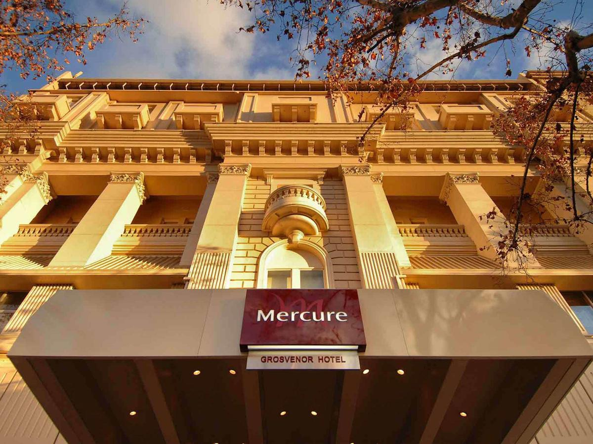 Mercure Grosvenor Hotel Adelaide - Redcliffe Tourism