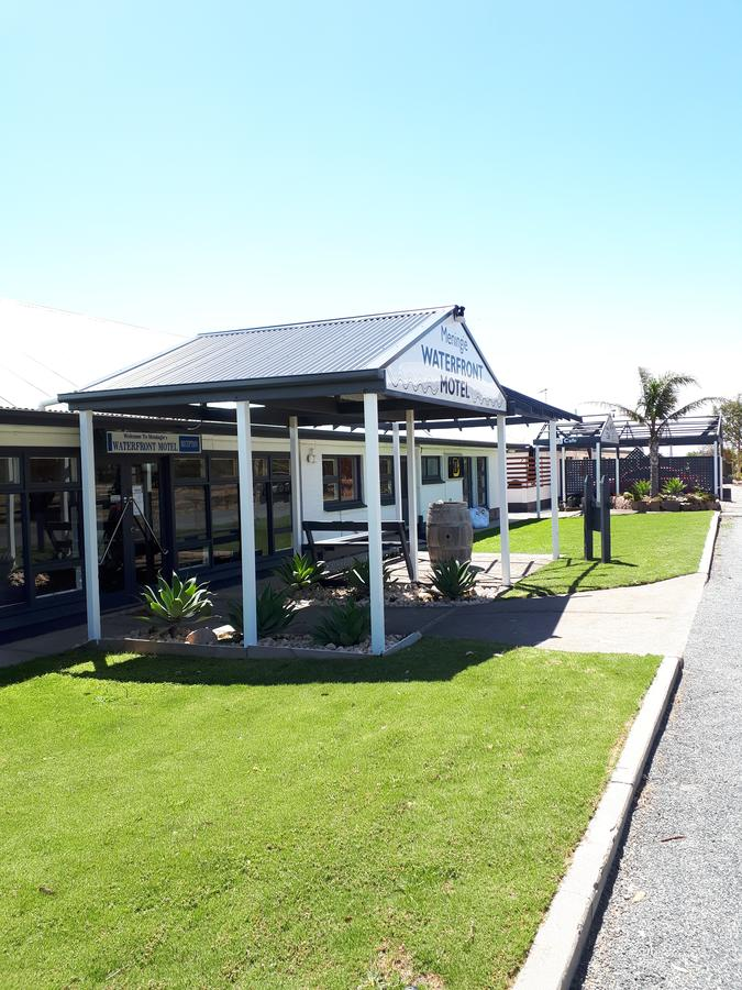 Meningie's Waterfront Motel - Redcliffe Tourism