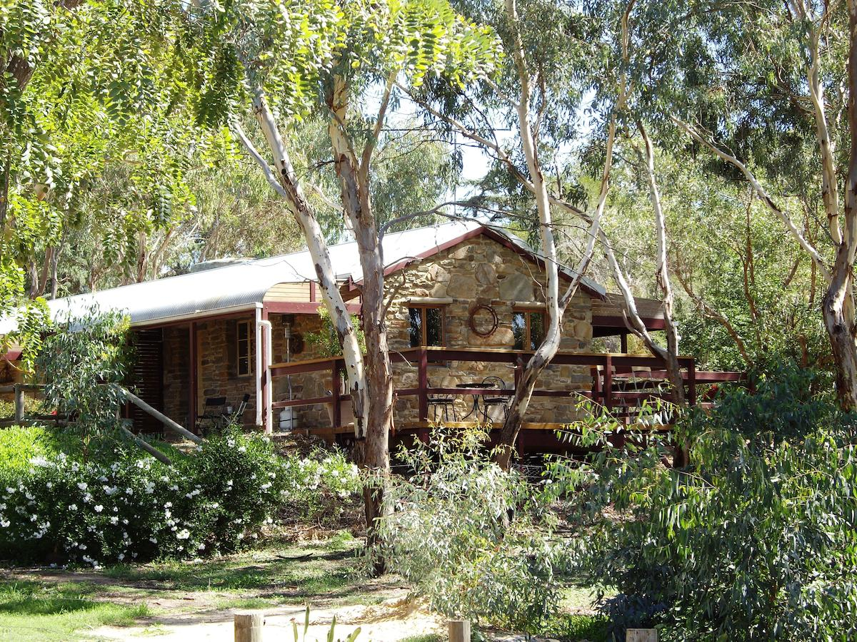 1860 Wine Country Cottages - Redcliffe Tourism