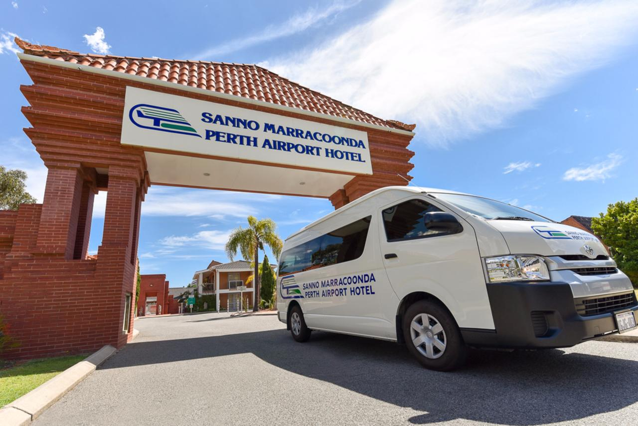 Sanno Marracoonda Perth Airport Hotel - Redcliffe Tourism
