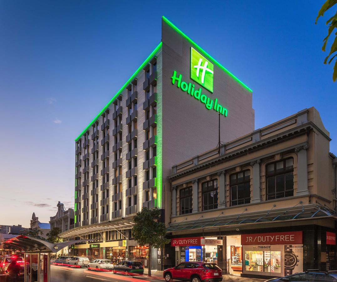 Holiday Inn Perth City Centre - Redcliffe Tourism
