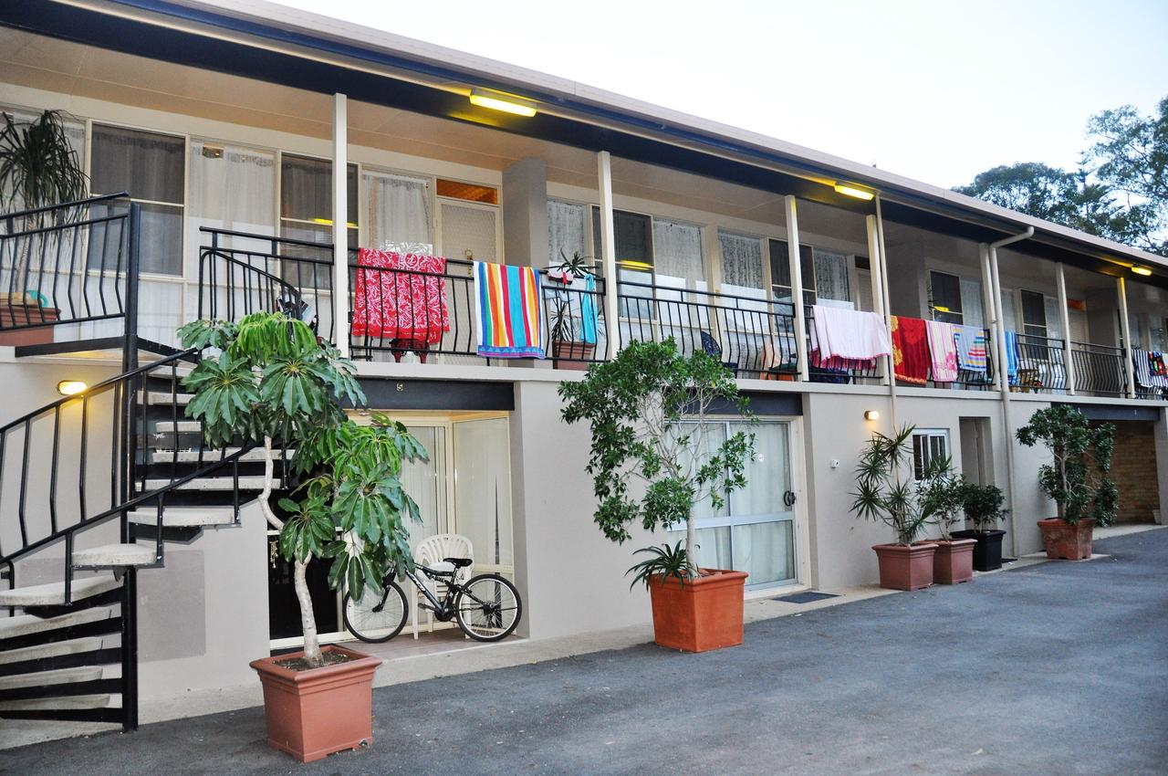 Sundial Holiday Units - Redcliffe Tourism