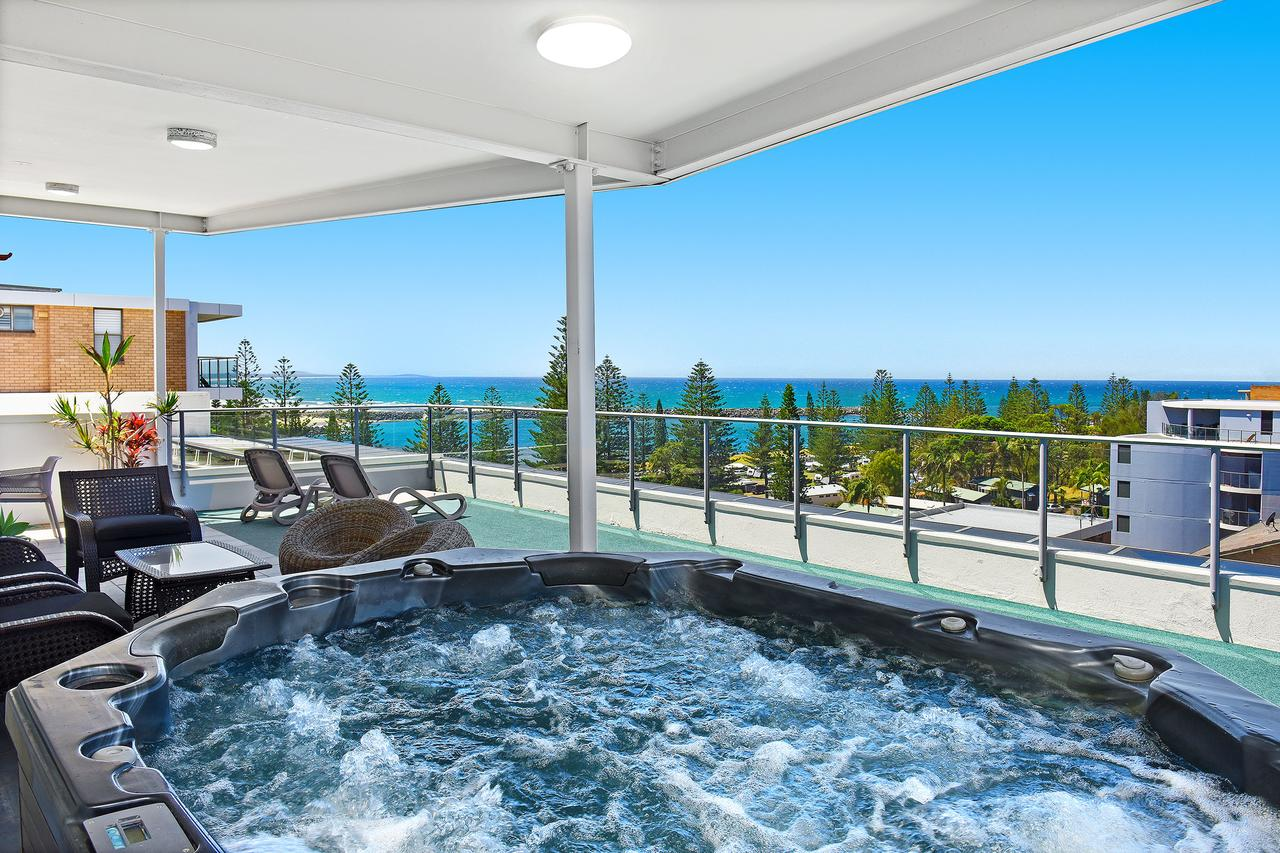 Macquarie Waters Boutique Apartment Hotel - Redcliffe Tourism