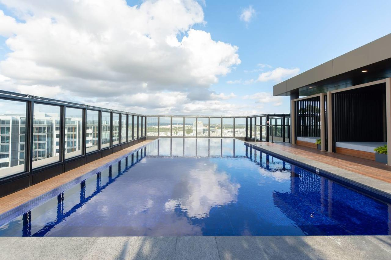 Japanese Style waterfront apt wt rooftop pool - Redcliffe Tourism