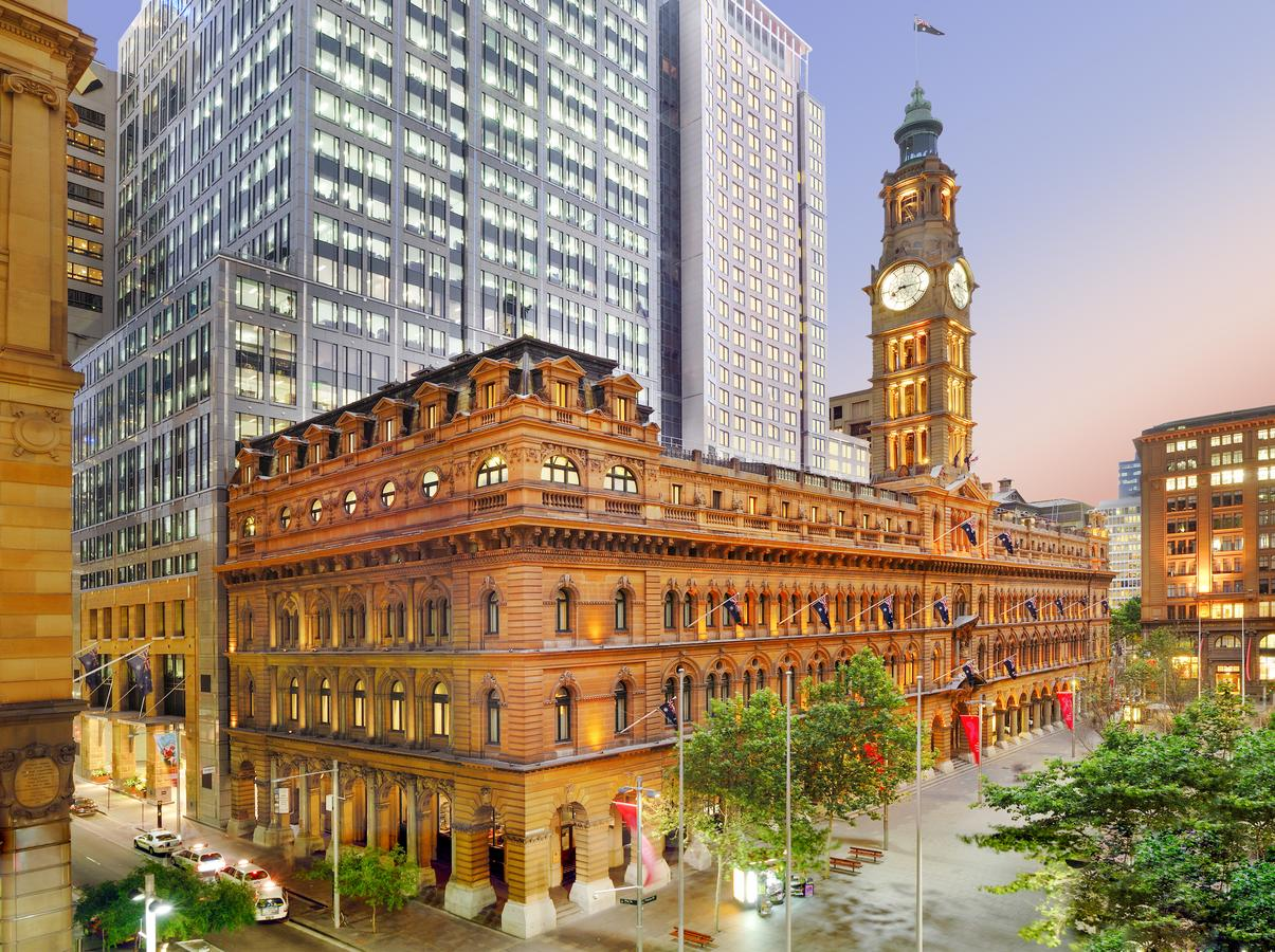 The Fullerton Hotel Sydney - Redcliffe Tourism
