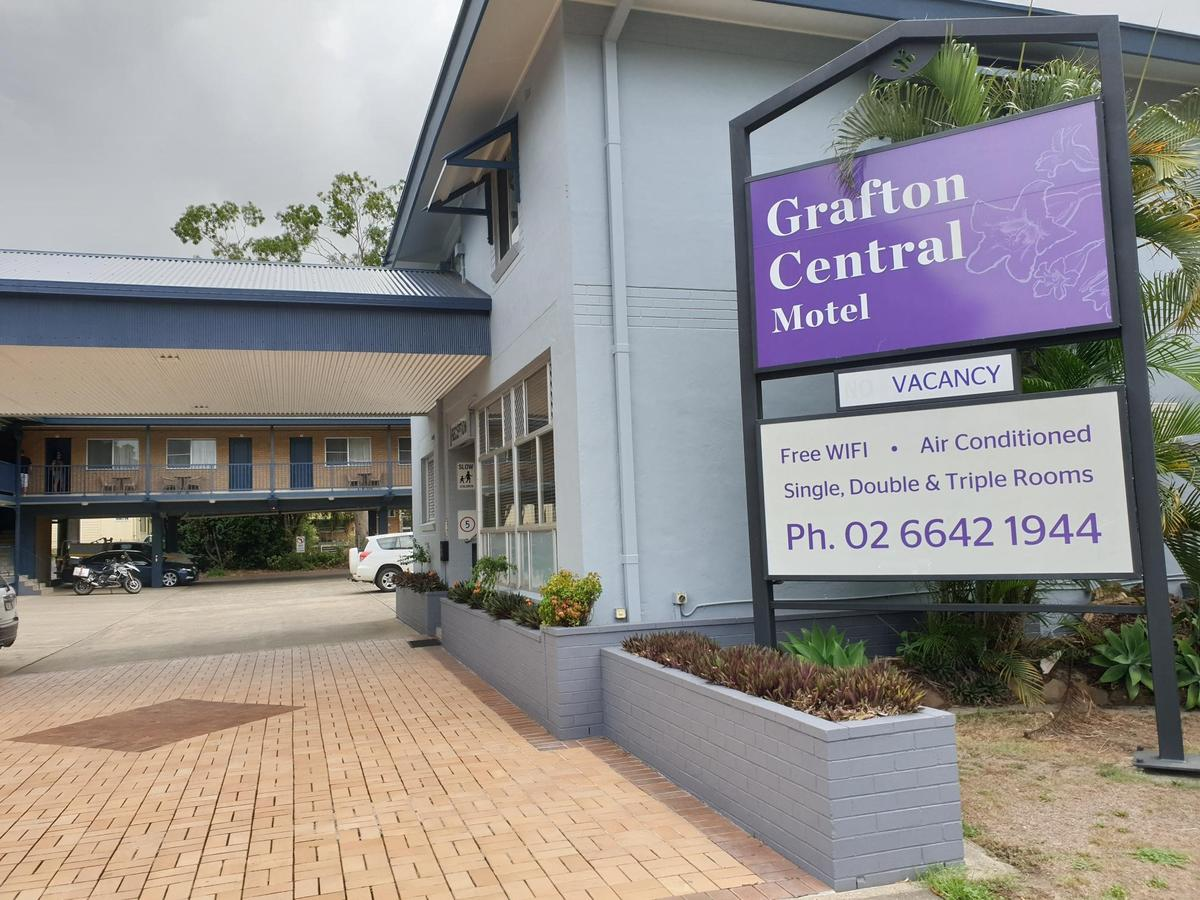 Grafton Central Motel - Redcliffe Tourism