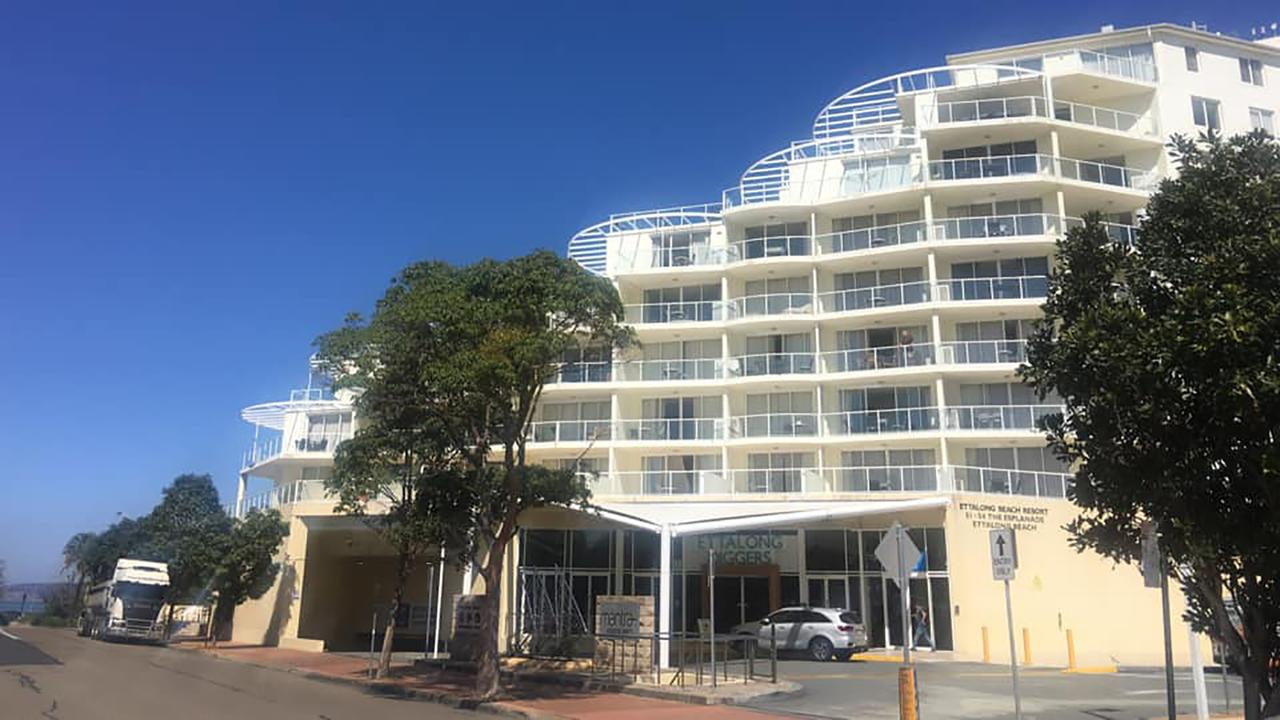 Ettalong Beach Premium Waterview Apartments - Redcliffe Tourism