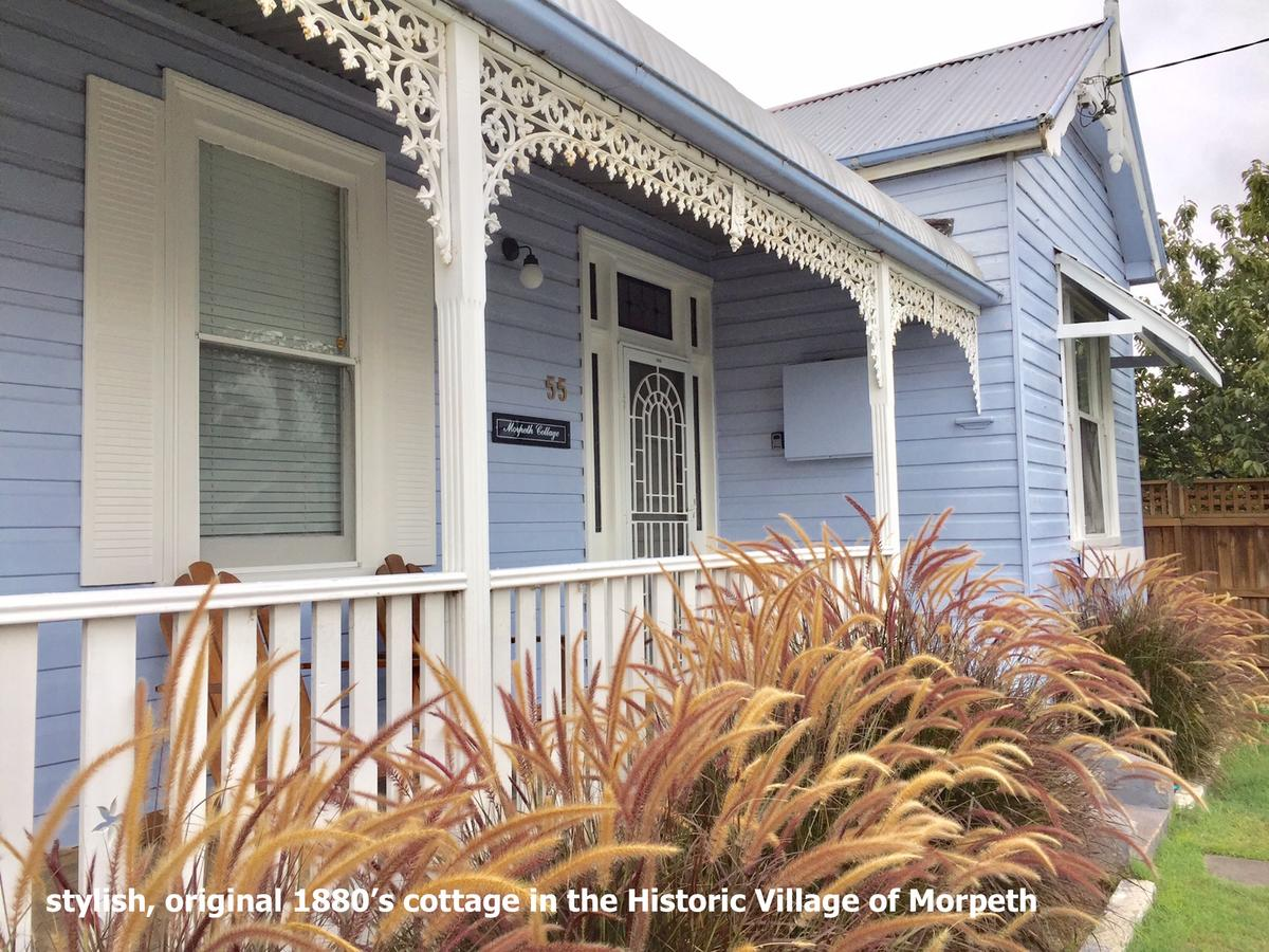 Morpeth Cottage - Redcliffe Tourism