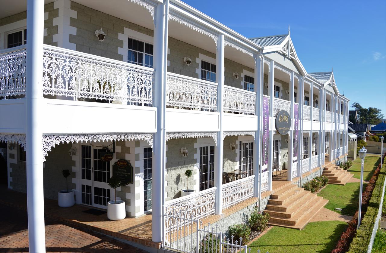 Ashby House Motor Inn - Redcliffe Tourism