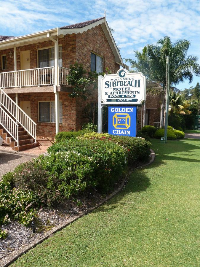 Mollymook Surfbeach Motel  Apartments - Redcliffe Tourism