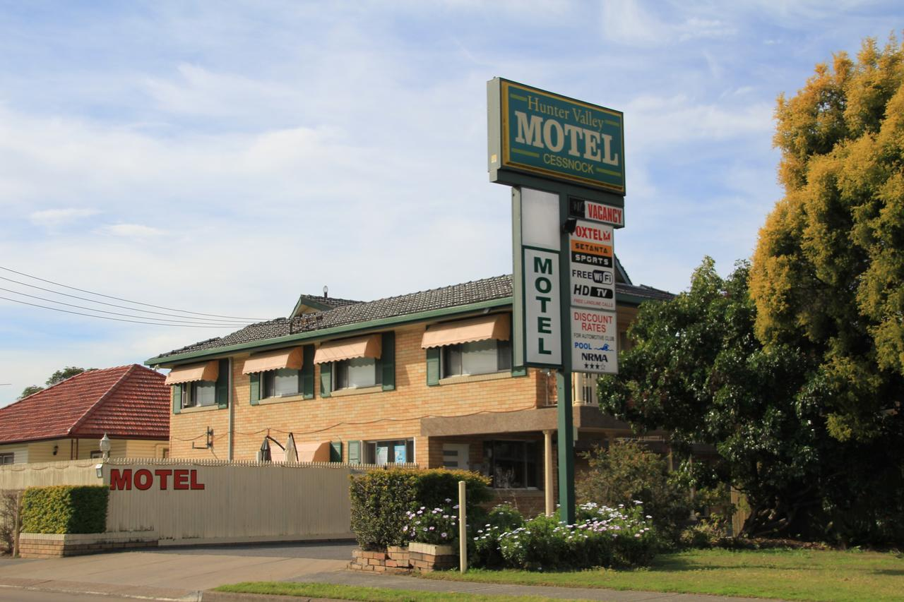 Hunter Valley Motel - Redcliffe Tourism