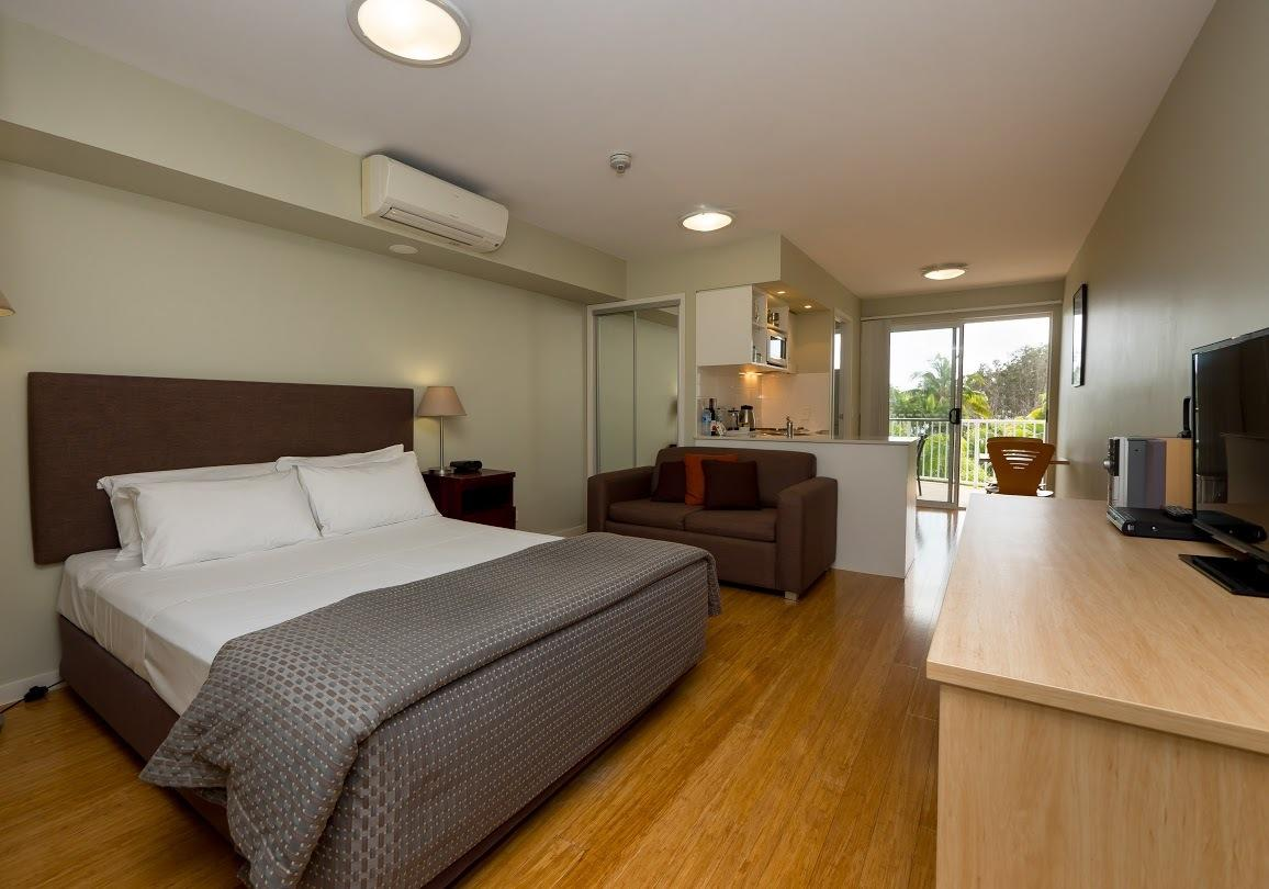 Cabarita Lake Apartments - Redcliffe Tourism