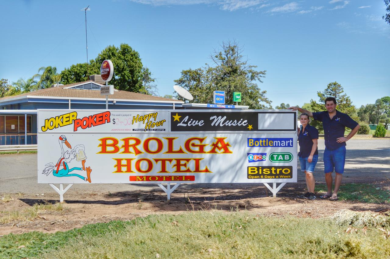 Brolga Hotel Motel - Coleambally - Redcliffe Tourism