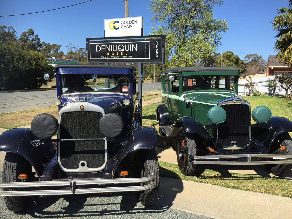 Deniliquin Motel - Redcliffe Tourism