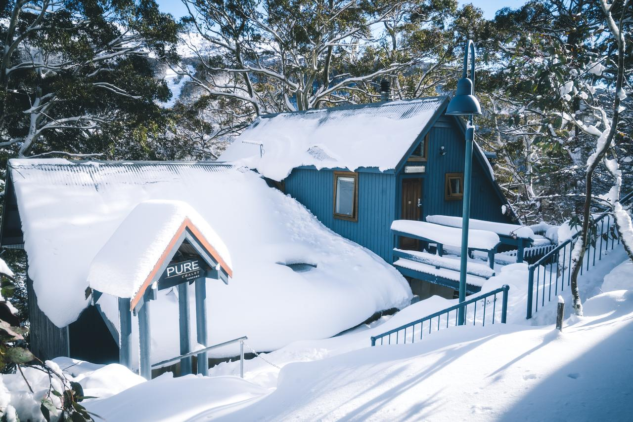 Pure Chalet Thredbo - Redcliffe Tourism