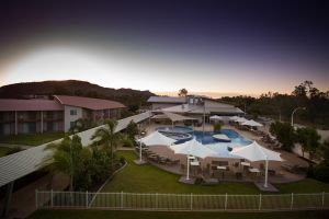 Crowne Plaza Alice Springs Lasseters - Redcliffe Tourism